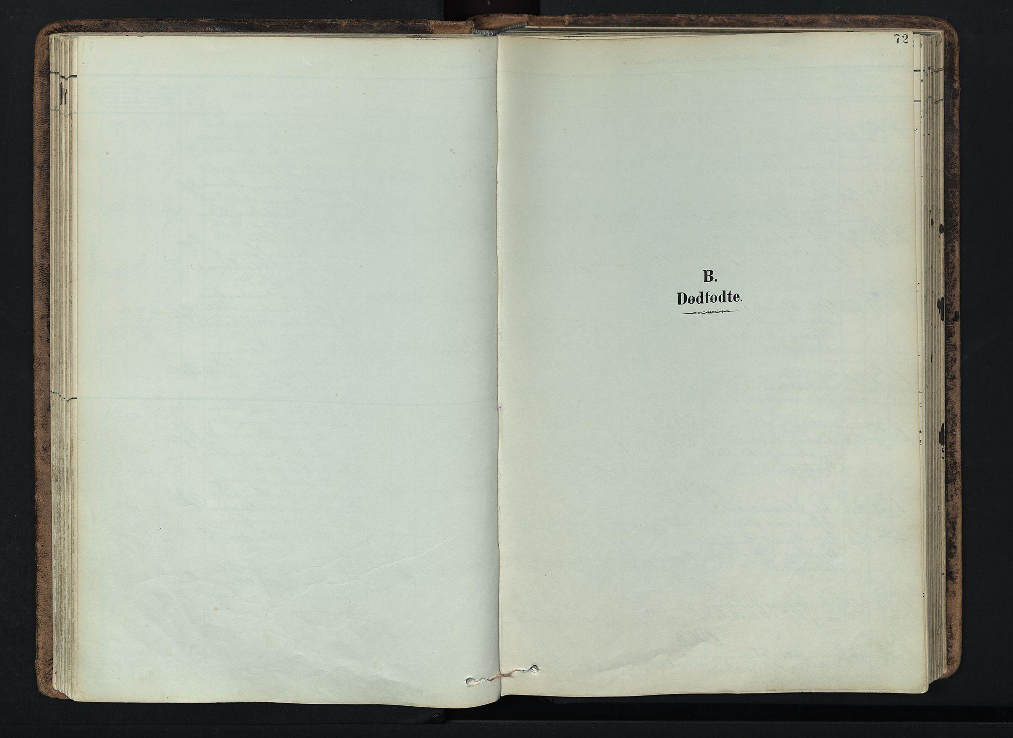 SAH, Vardal prestekontor, H/Ha/Haa/L0019: Ministerialbok nr. 19, 1893-1907, s. 72