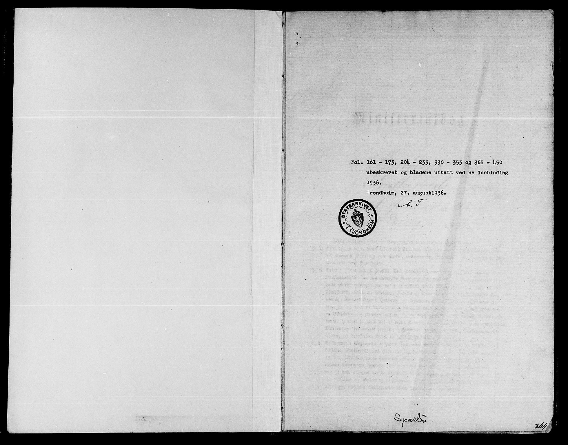 SAT, Ministerialprotokoller, klokkerbøker og fødselsregistre - Nord-Trøndelag, 735/L0336: Ministerialbok nr. 735A05 /2, 1825-1835