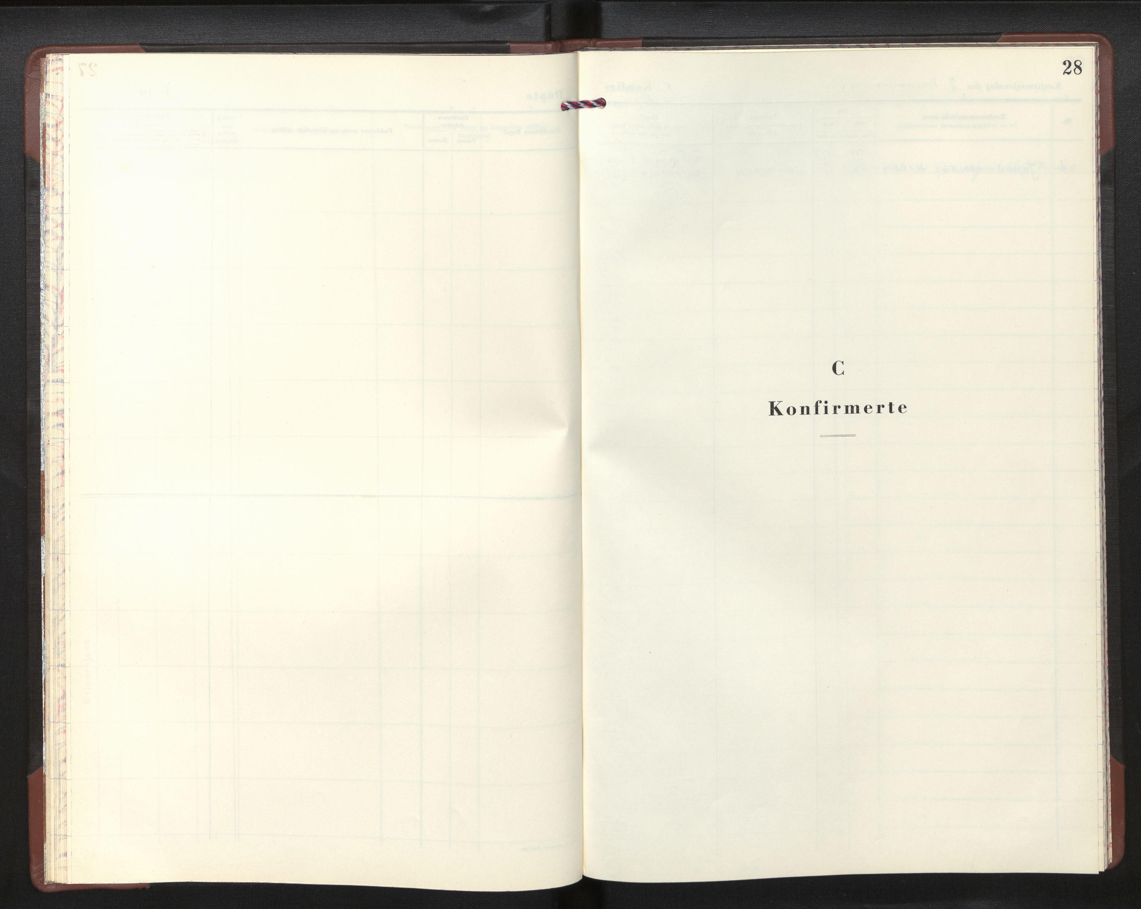 SAB, Privatarkiv 100 - Den norske sjømannsmisjon i utlandet/Skotske havner (Leith, Glasgow), H/Ha/Haa/L0006: Ministerialbok nr. A 6, 1966-1973, s. 27b-28a
