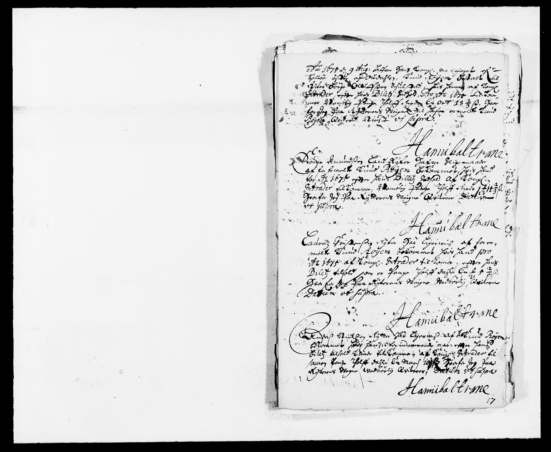 RA, Rentekammeret inntil 1814, Reviderte regnskaper, Fogderegnskap, R13/L0808: Fogderegnskap Solør, Odal og Østerdal, 1675, s. 70