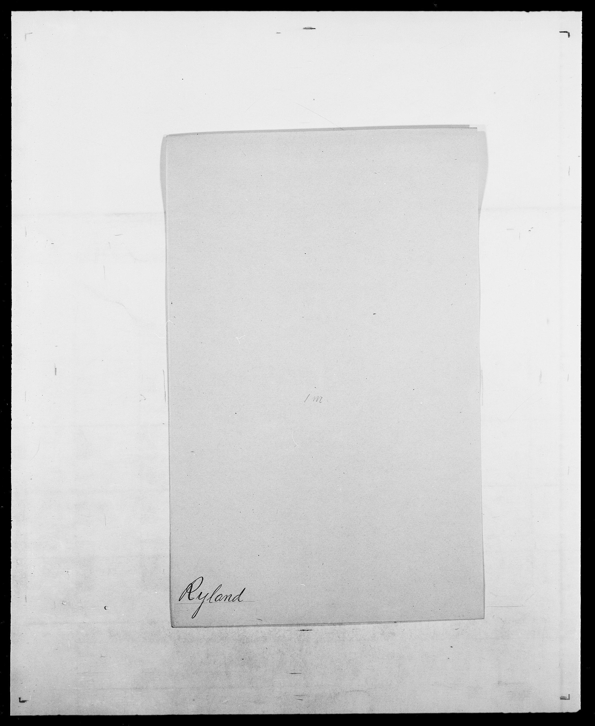 SAO, Delgobe, Charles Antoine - samling, D/Da/L0033: Roald - Røyem, s. 563