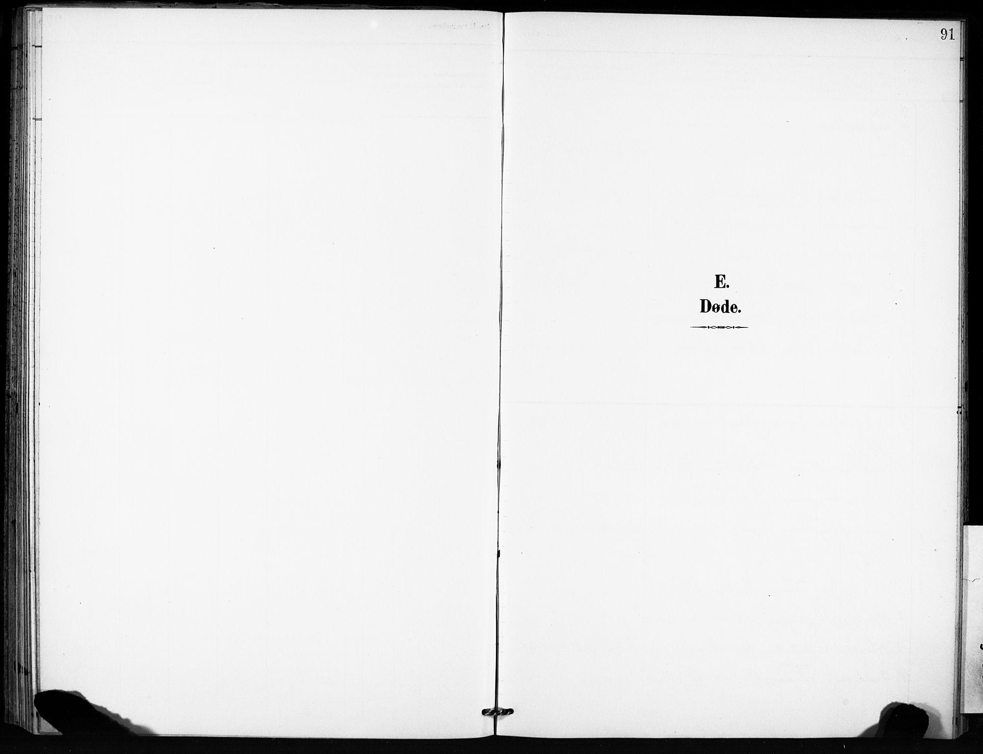 SAT, Ministerialprotokoller, klokkerbøker og fødselsregistre - Sør-Trøndelag, 666/L0787: Ministerialbok nr. 666A05, 1895-1908, s. 91
