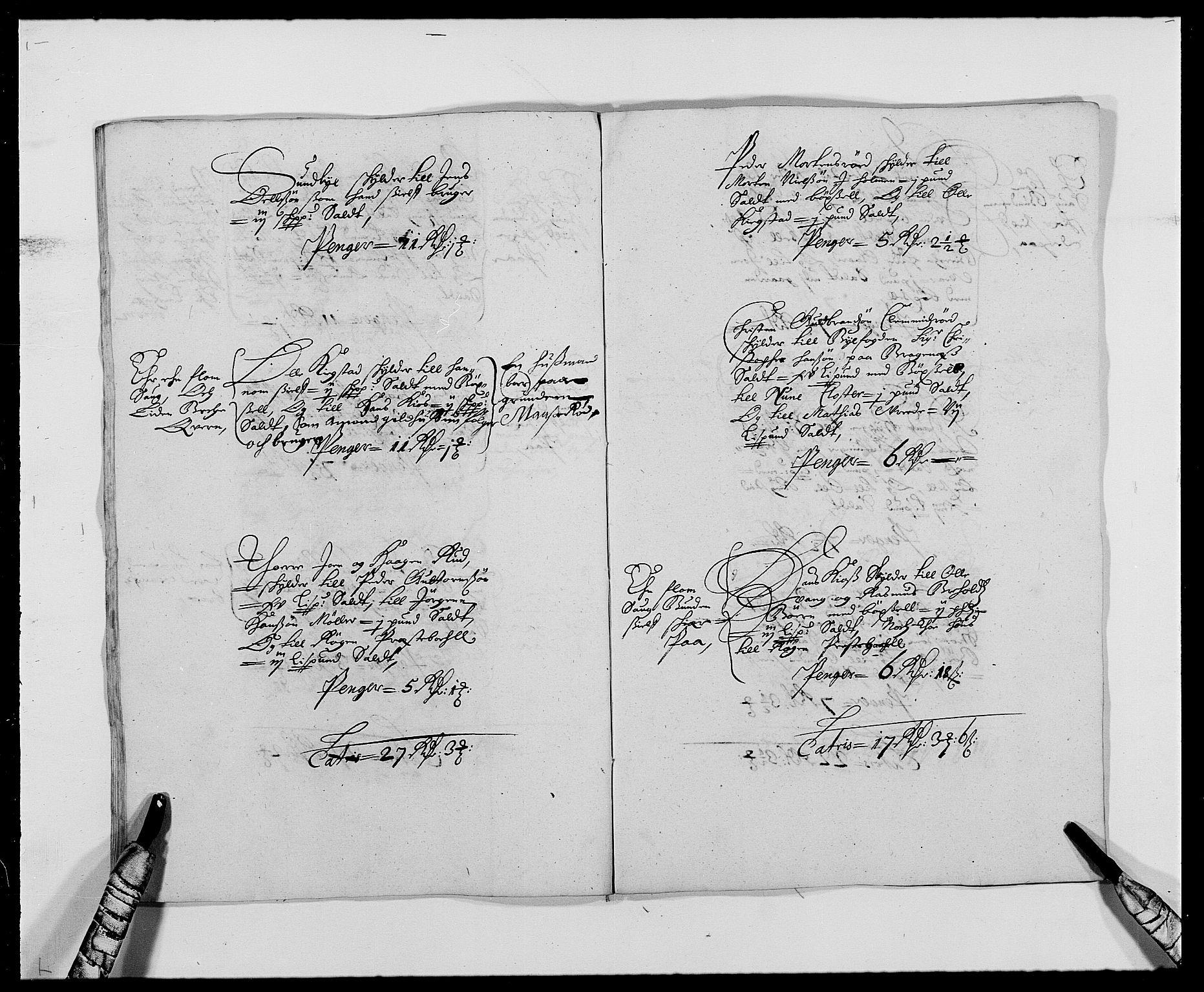 RA, Rentekammeret inntil 1814, Reviderte regnskaper, Fogderegnskap, R29/L1691: Fogderegnskap Hurum og Røyken, 1678-1681, s. 367