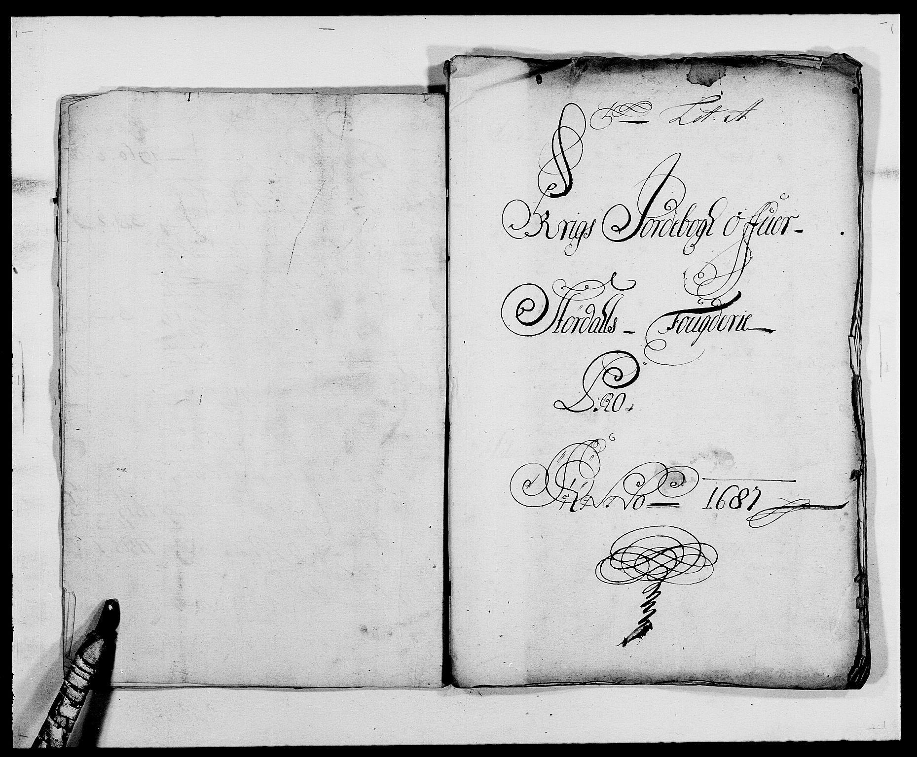 RA, Rentekammeret inntil 1814, Reviderte regnskaper, Fogderegnskap, R62/L4183: Fogderegnskap Stjørdal og Verdal, 1687-1689, s. 11