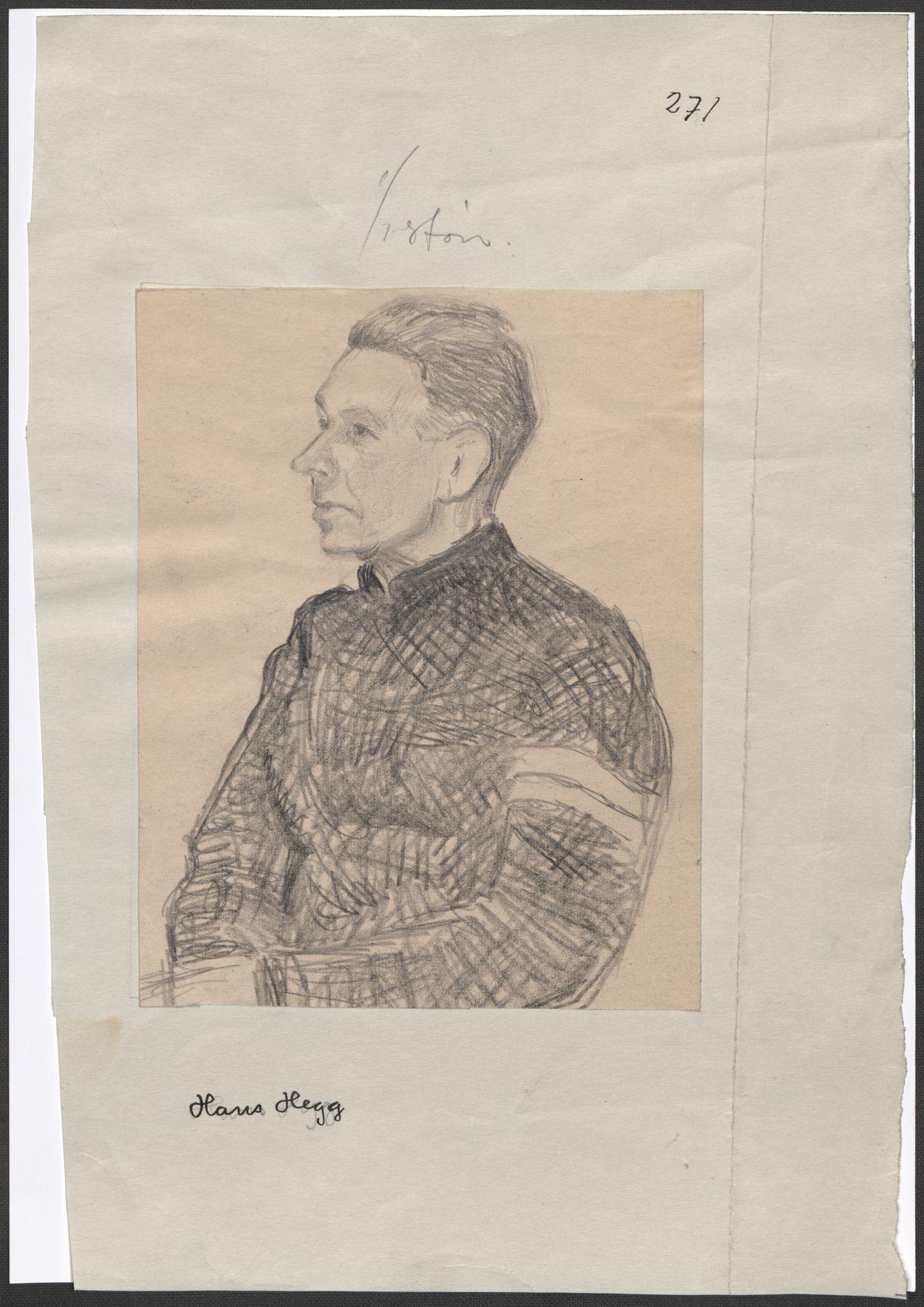 RA, Grøgaard, Joachim, F/L0002: Tegninger og tekster, 1942-1945, s. 44