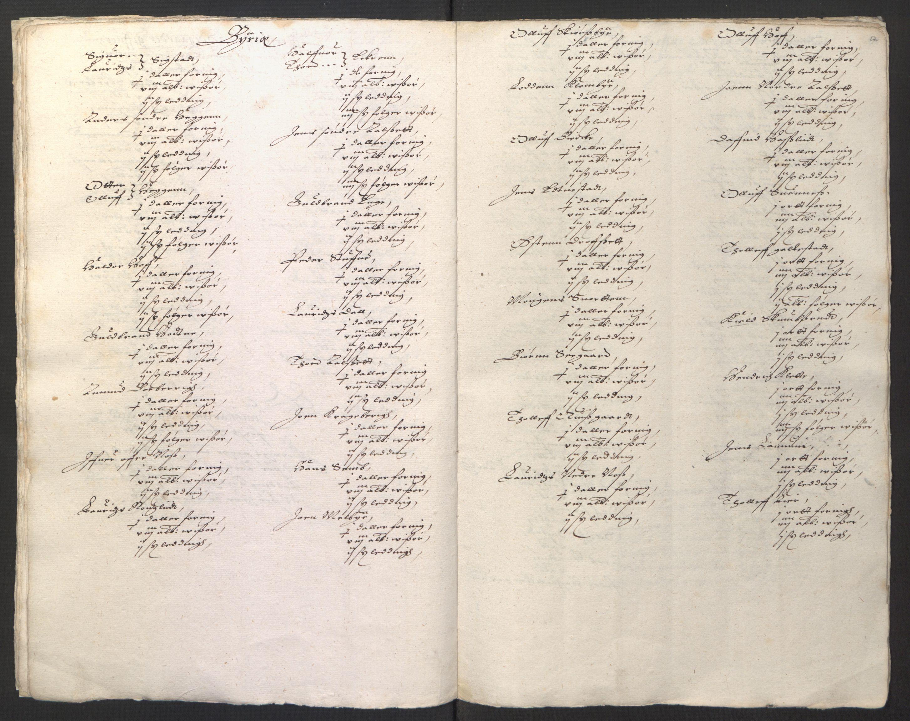 RA, Stattholderembetet 1572-1771, Ek/L0001: Jordebøker før 1624 og til utligning av garnisonsskatt 1624-1626:, 1624-1625, s. 83