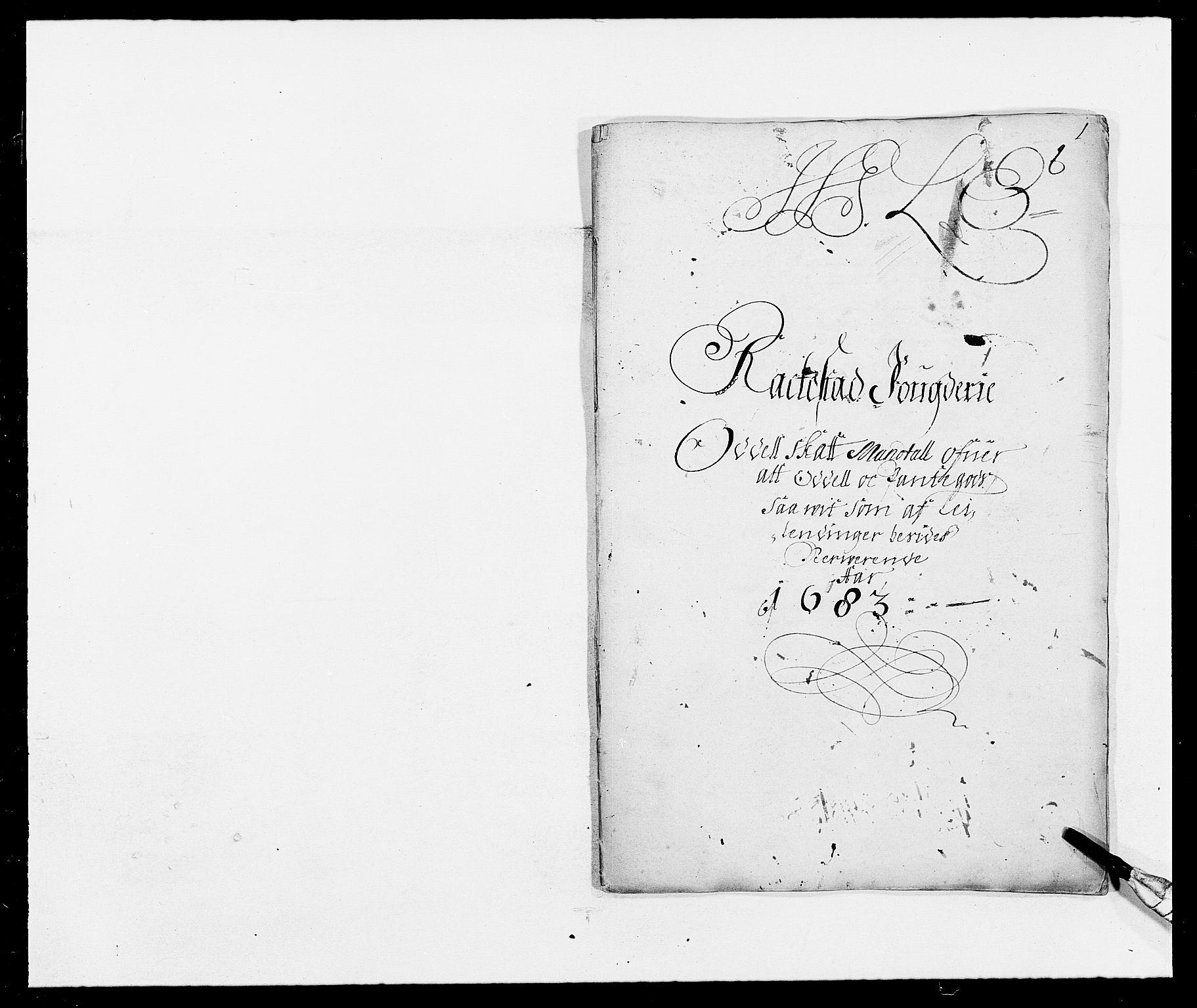 RA, Rentekammeret inntil 1814, Reviderte regnskaper, Fogderegnskap, R05/L0274: Fogderegnskap Rakkestad, 1683-1684, s. 126