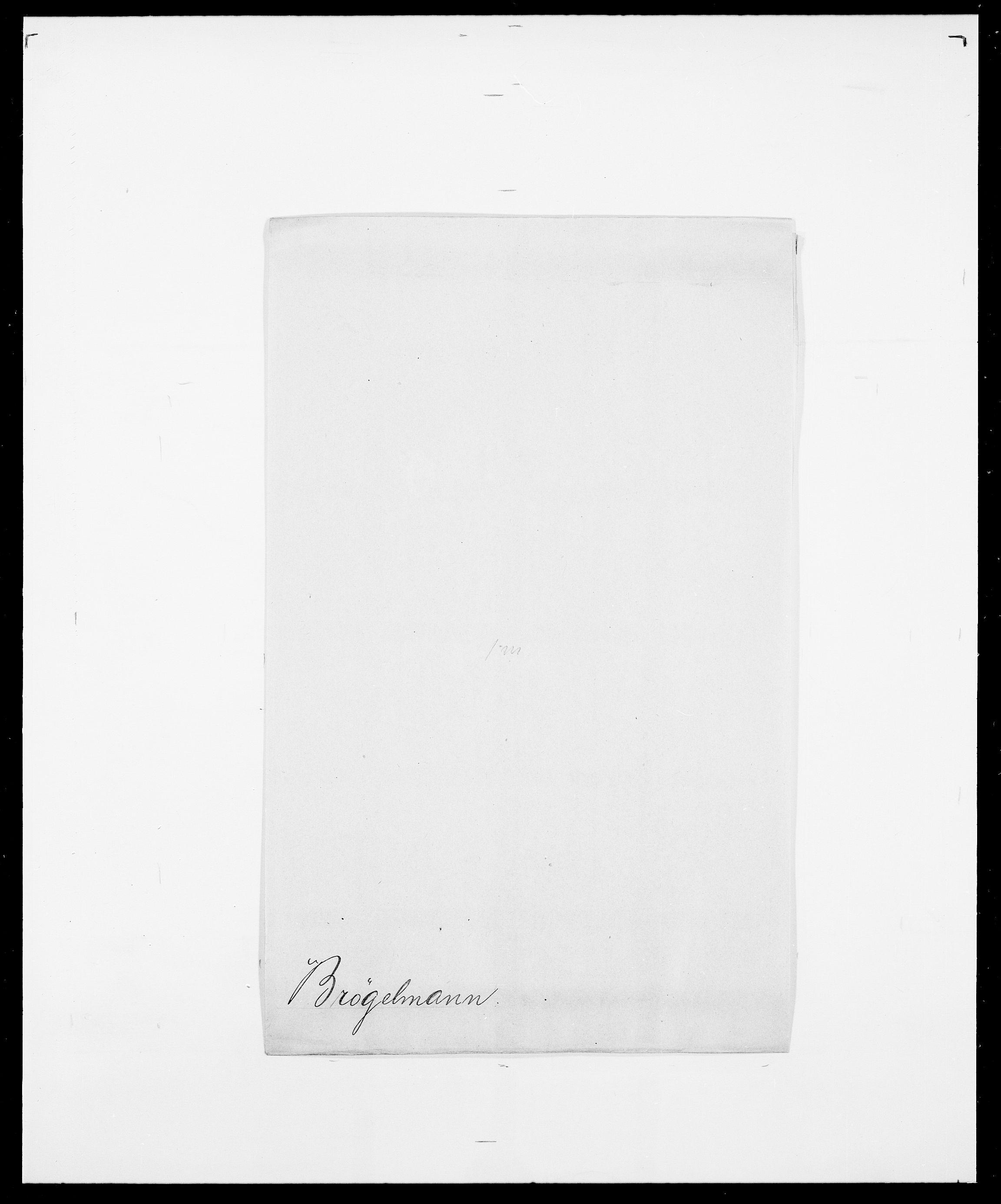 SAO, Delgobe, Charles Antoine - samling, D/Da/L0006: Brambani - Brønø, s. 944