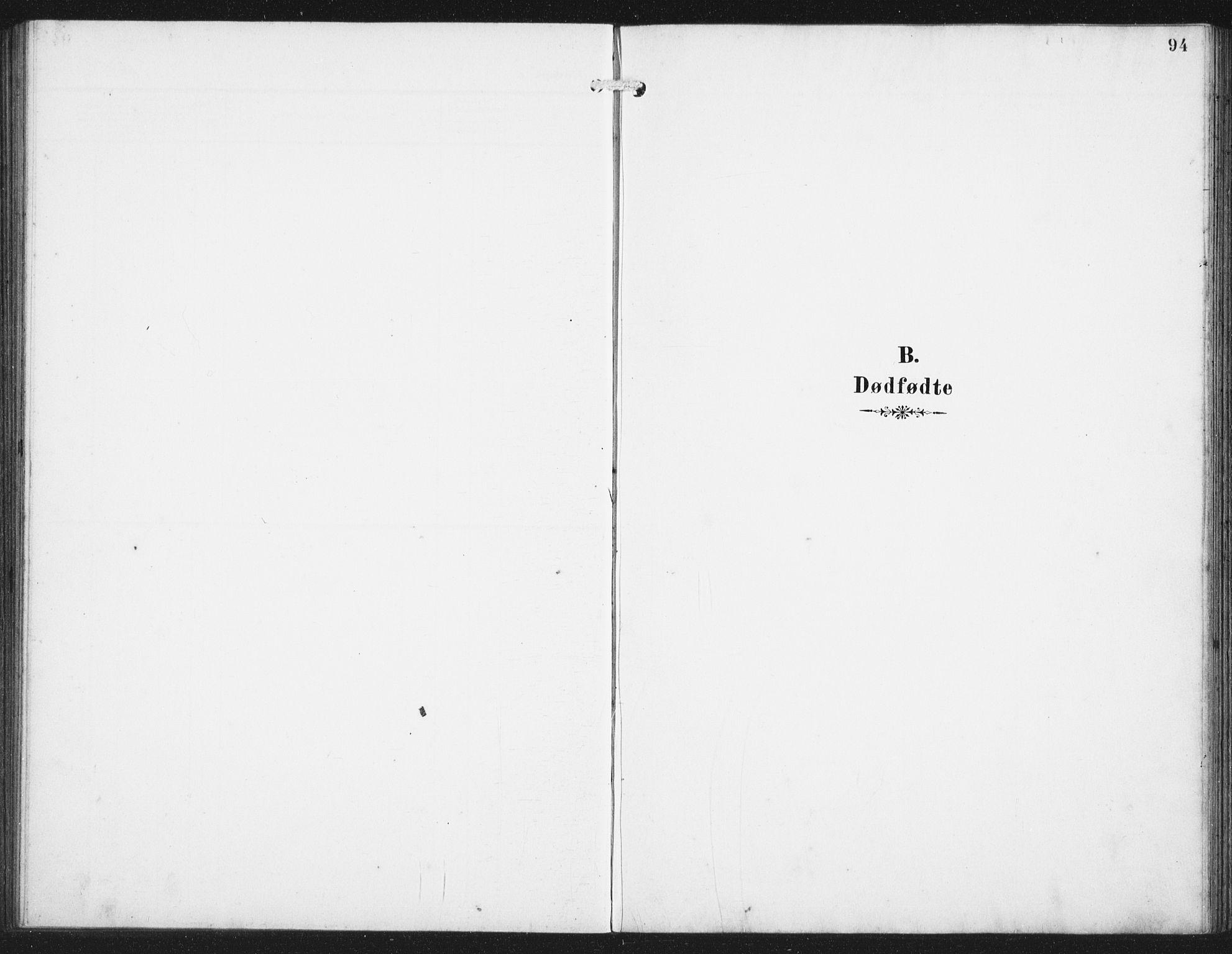 SAST, Skudenes sokneprestkontor, H/Ha/Hab/L0011: Klokkerbok nr. B 11, 1909-1943, s. 94