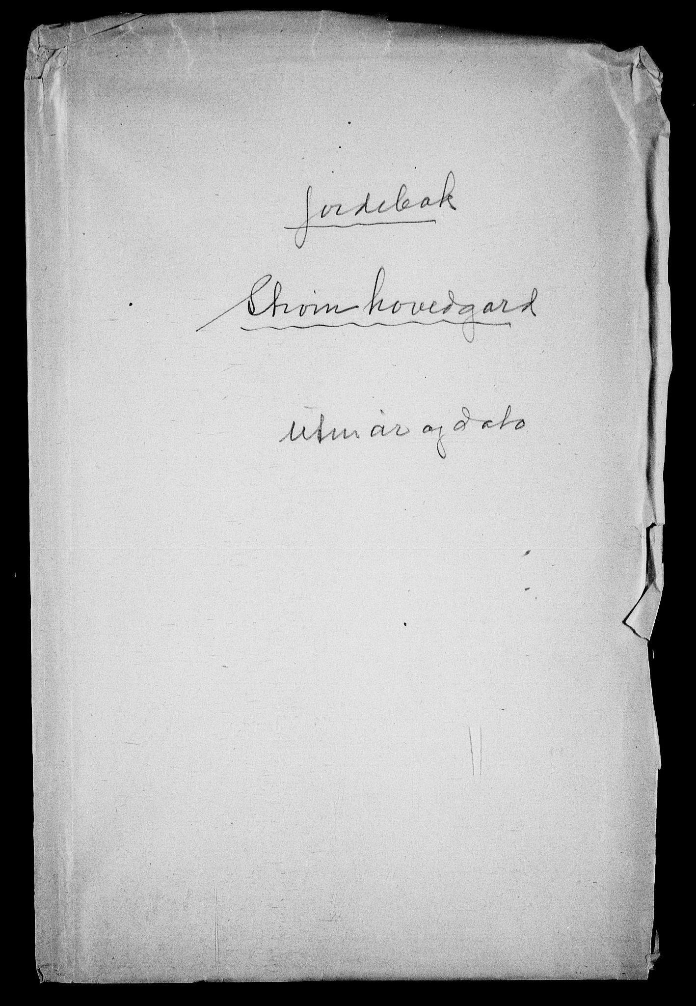 RA, Rentekammeret inntil 1814, Realistisk ordnet avdeling, On/L0008: [Jj 9]: Jordebøker innlevert til kongelig kommisjon 1672: Hammar, Osgård, Sem med Skjelbred, Fossesholm, Fiskum og Ulland (1669-1672), Strøm (1658-u.d. og 1672-73) samt Svanøy gods i Sunnfjord (1657)., 1672, s. 346