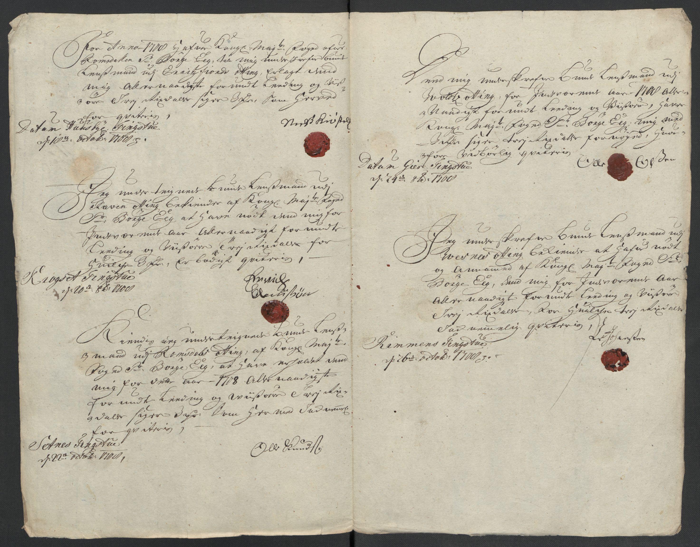 RA, Rentekammeret inntil 1814, Reviderte regnskaper, Fogderegnskap, R55/L3658: Fogderegnskap Romsdal, 1707-1708, s. 340