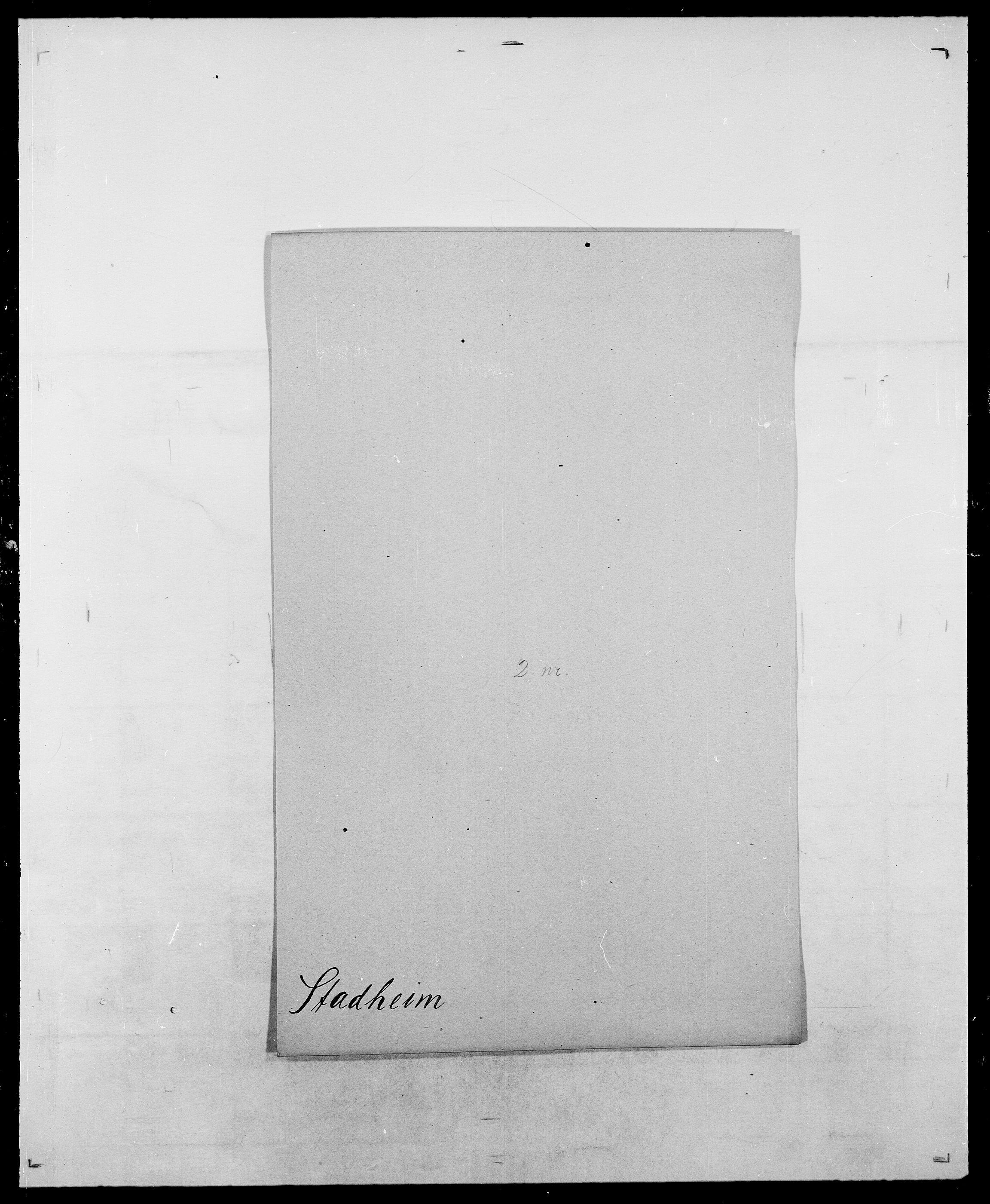 SAO, Delgobe, Charles Antoine - samling, D/Da/L0036: Skaanør - Staverskov, s. 922