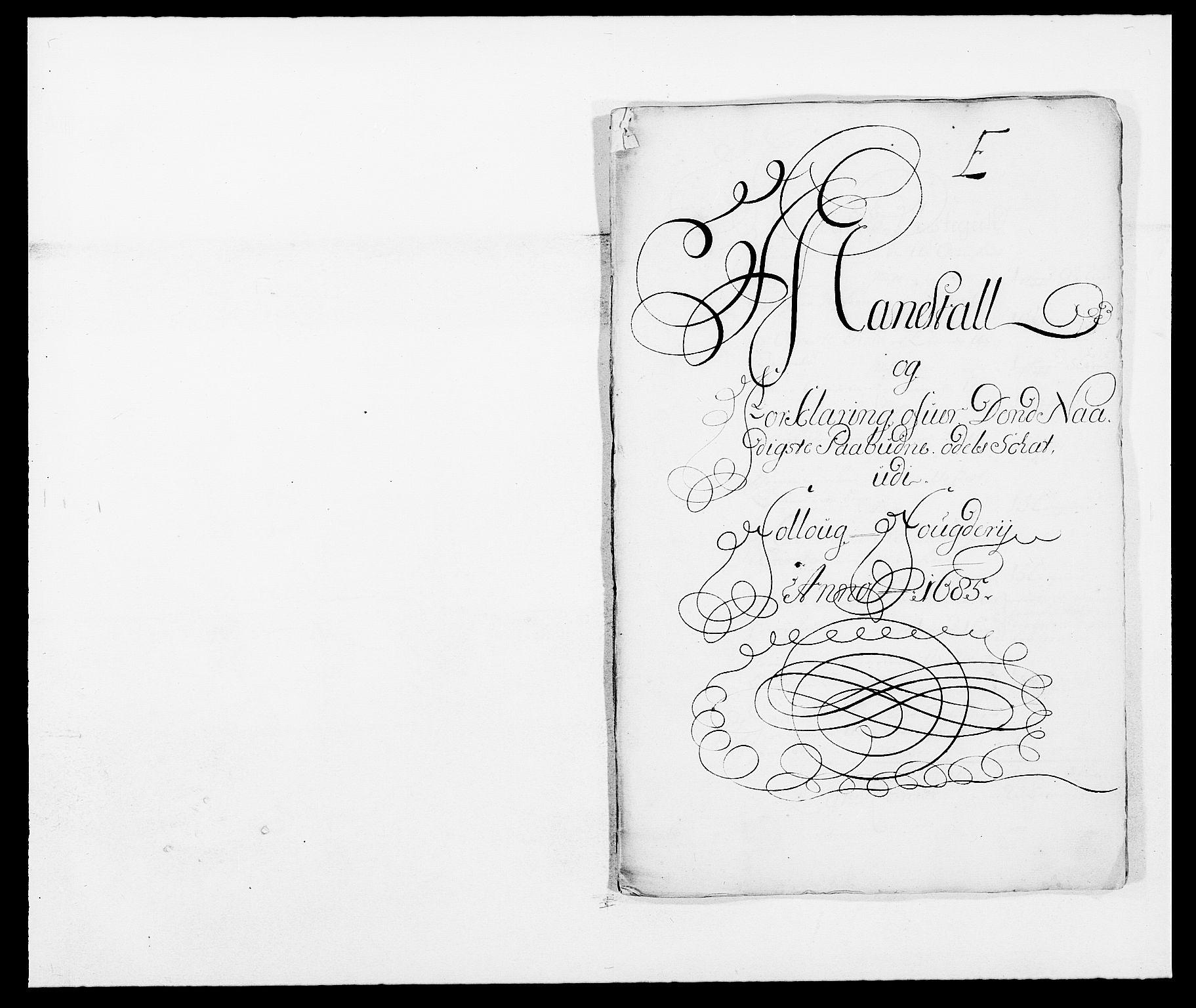 RA, Rentekammeret inntil 1814, Reviderte regnskaper, Fogderegnskap, R09/L0433: Fogderegnskap Follo, 1685-1686, s. 148