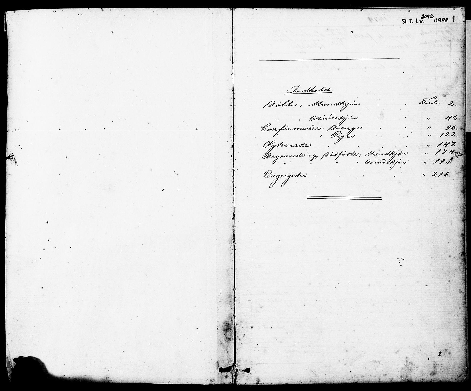 SAT, Ministerialprotokoller, klokkerbøker og fødselsregistre - Sør-Trøndelag, 634/L0541: Klokkerbok nr. 634C03, 1874-1891, s. 1