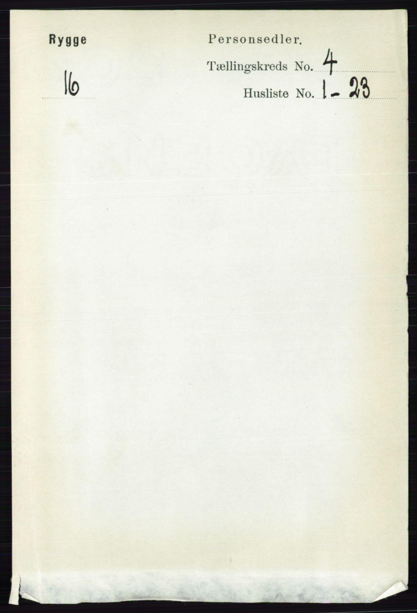 RA, Folketelling 1891 for 0136 Rygge herred, 1891, s. 2230