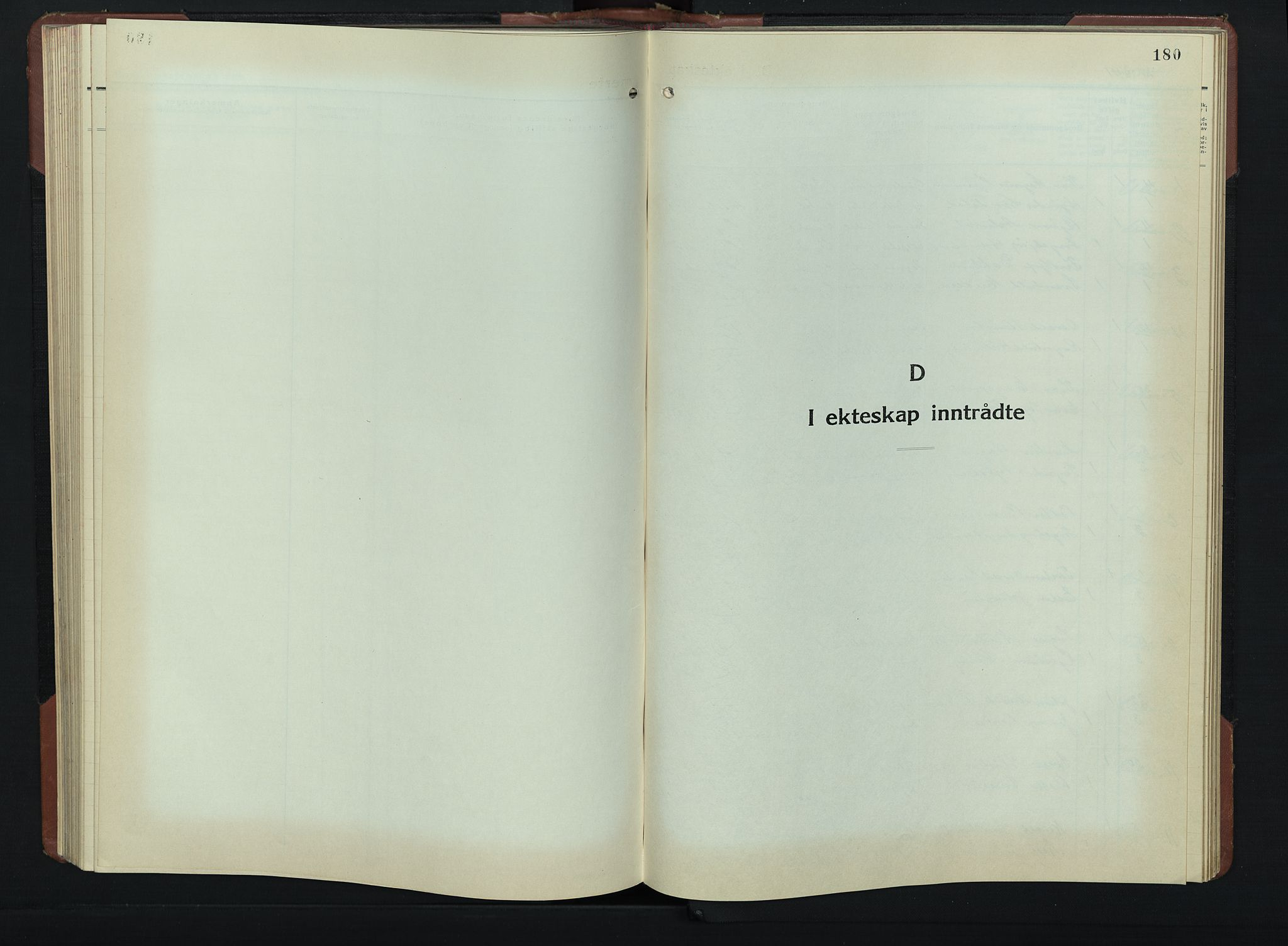 SAH, Vardal prestekontor, H/Ha/Hab/L0019: Klokkerbok nr. 19, 1941-1951, s. 180
