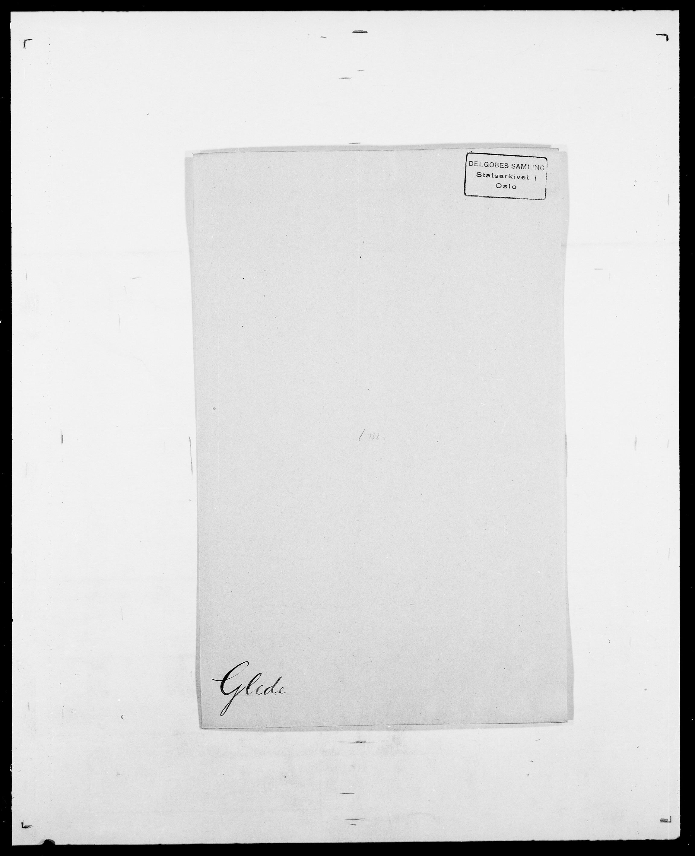 SAO, Delgobe, Charles Antoine - samling, D/Da/L0014: Giebdhausen - Grip, s. 305