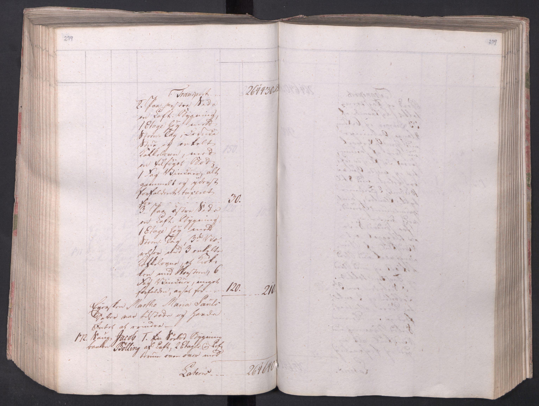 SAO, Kristiania stiftamt, I/Ia/L0015: Branntakster, 1797, s. 279