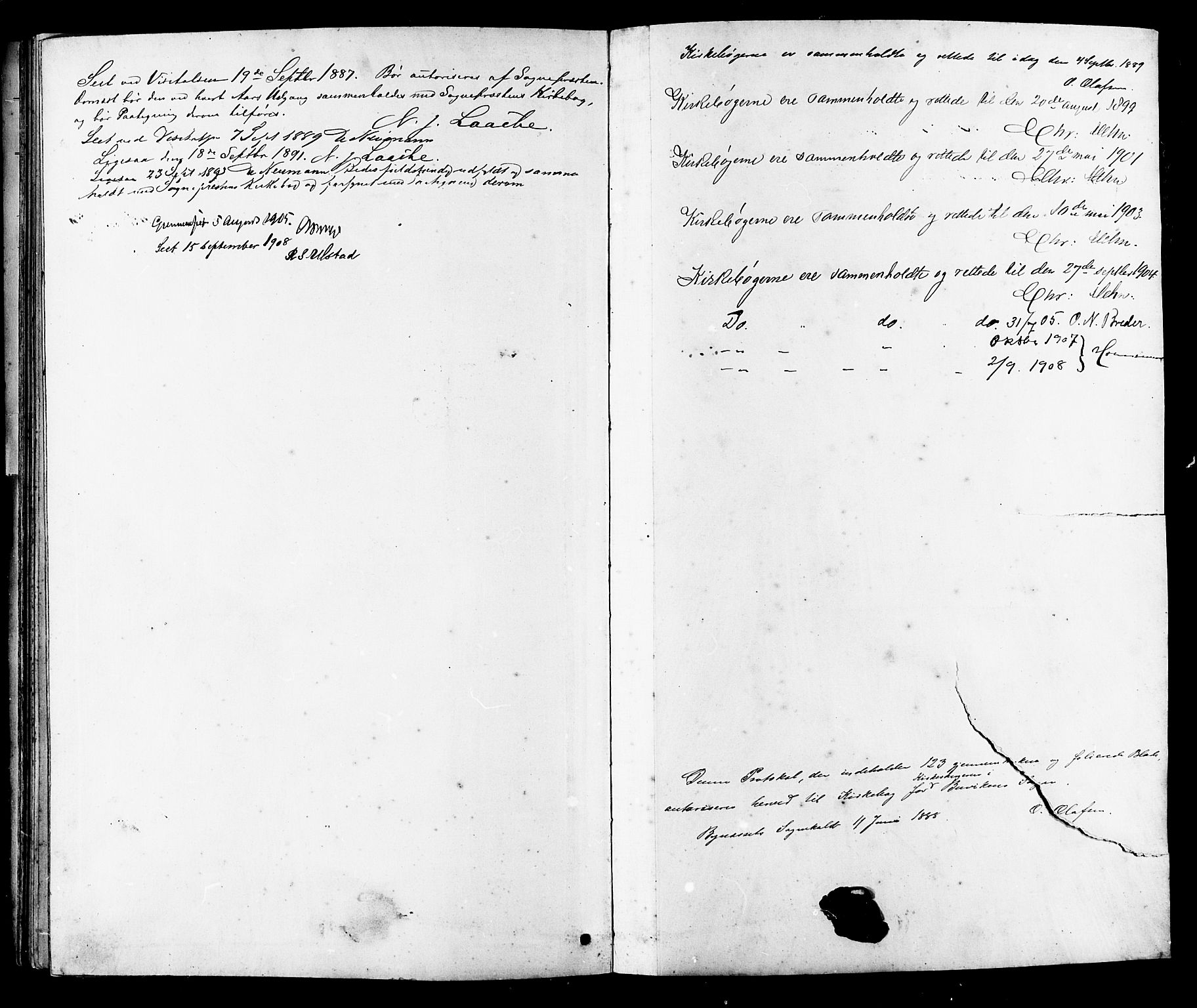 SAT, Ministerialprotokoller, klokkerbøker og fødselsregistre - Sør-Trøndelag, 666/L0790: Klokkerbok nr. 666C03, 1885-1908