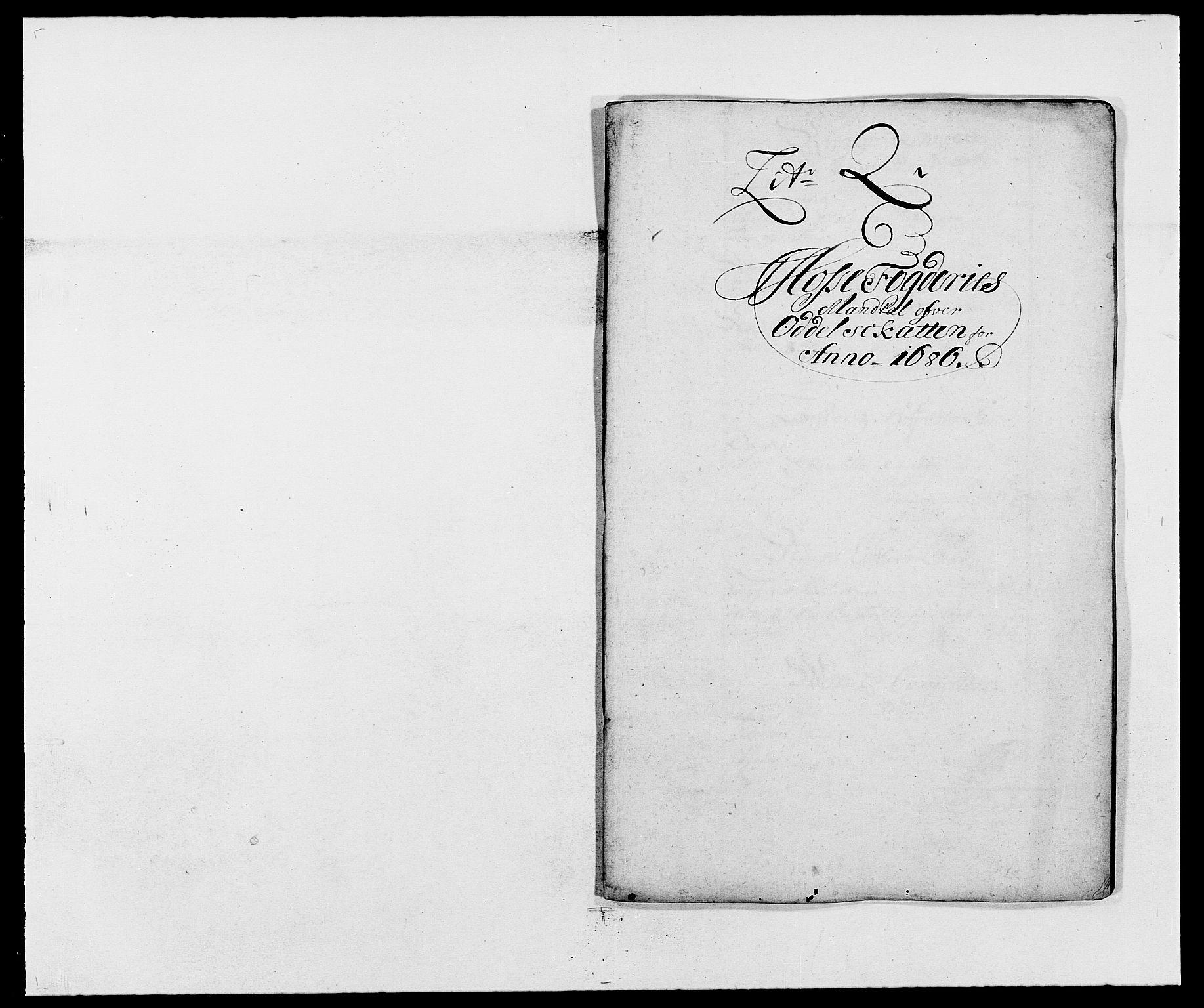 RA, Rentekammeret inntil 1814, Reviderte regnskaper, Fogderegnskap, R02/L0105: Fogderegnskap Moss og Verne kloster, 1685-1687, s. 215