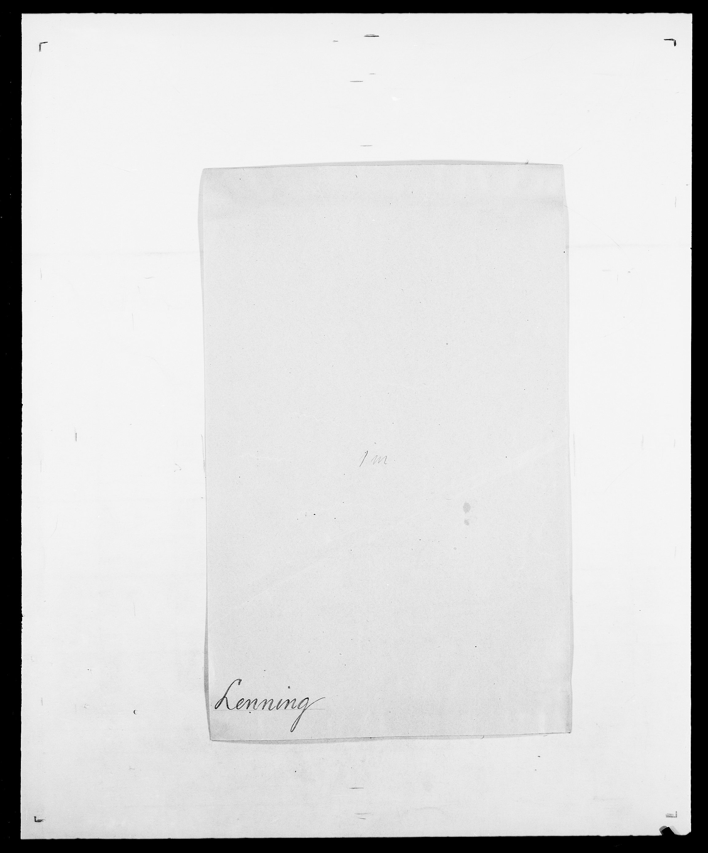 SAO, Delgobe, Charles Antoine - samling, D/Da/L0023: Lau - Lirvyn, s. 225
