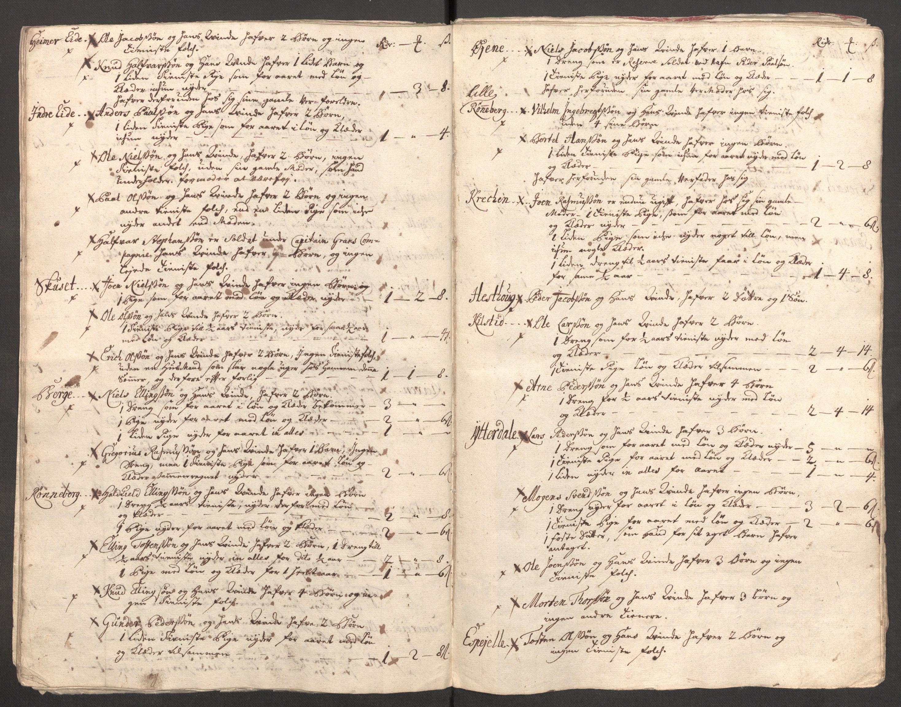 RA, Rentekammeret inntil 1814, Reviderte regnskaper, Fogderegnskap, R54/L3564: Fogderegnskap Sunnmøre, 1711, s. 304