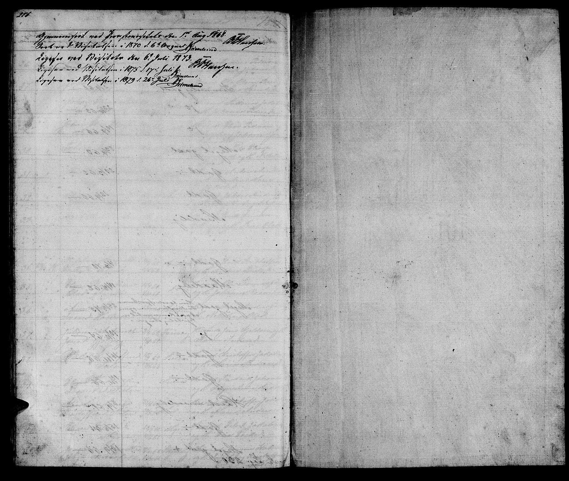 SAT, Ministerialprotokoller, klokkerbøker og fødselsregistre - Sør-Trøndelag, 640/L0583: Klokkerbok nr. 640C01, 1866-1877, s. 276-277
