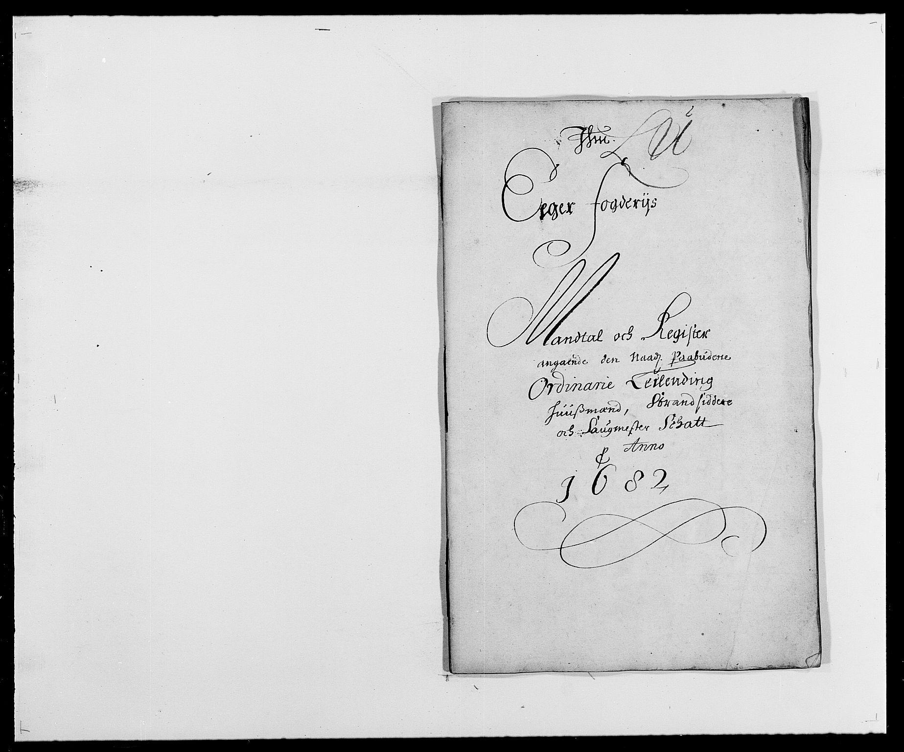 RA, Rentekammeret inntil 1814, Reviderte regnskaper, Fogderegnskap, R26/L1684: Fogderegnskap Eiker, 1679-1686, s. 264