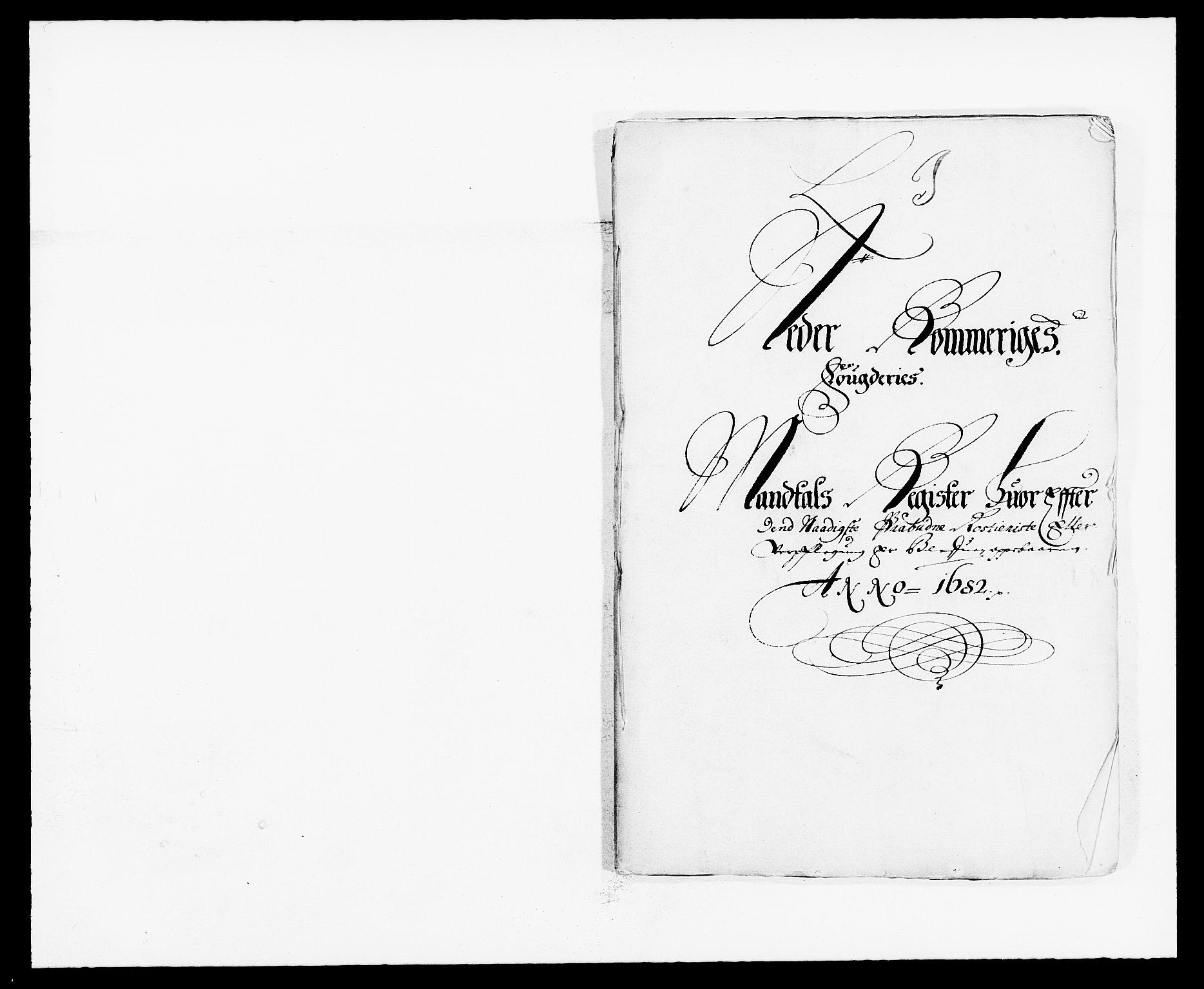 RA, Rentekammeret inntil 1814, Reviderte regnskaper, Fogderegnskap, R11/L0570: Fogderegnskap Nedre Romerike, 1682, s. 214