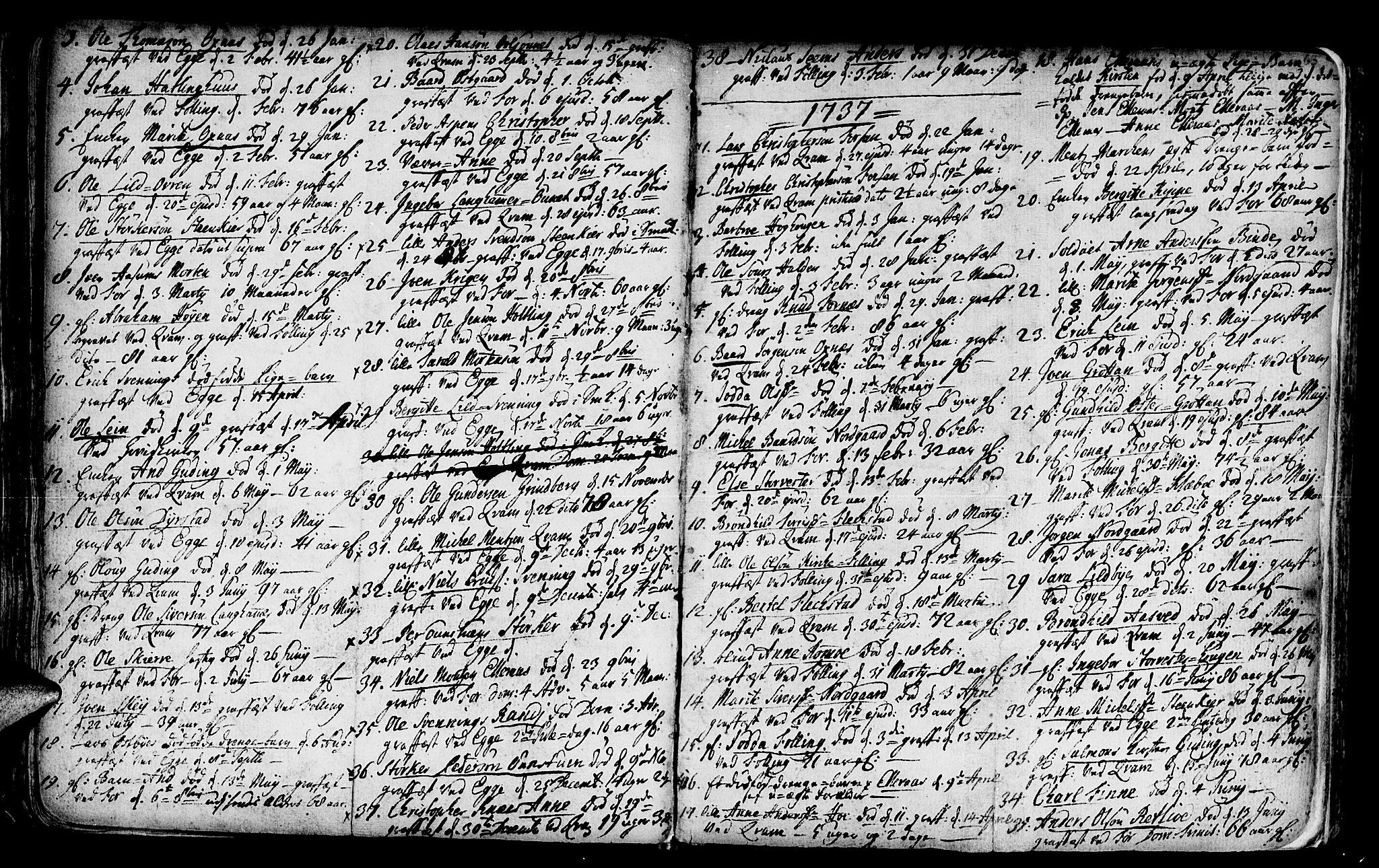 SAT, Ministerialprotokoller, klokkerbøker og fødselsregistre - Nord-Trøndelag, 746/L0439: Ministerialbok nr. 746A01, 1688-1759, s. 63