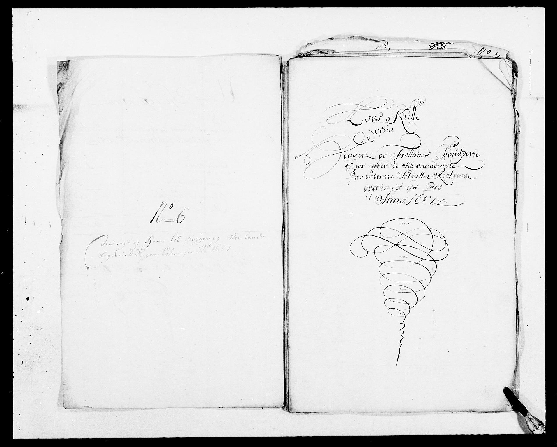 RA, Rentekammeret inntil 1814, Reviderte regnskaper, Fogderegnskap, R06/L0282: Fogderegnskap Heggen og Frøland, 1687-1690, s. 47