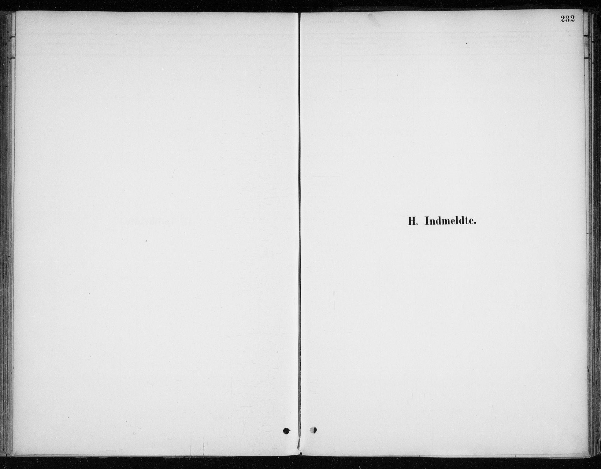 SATØ, Hammerfest sokneprestkontor, H/Ha/L0013.kirke: Ministerialbok nr. 13, 1898-1917, s. 232