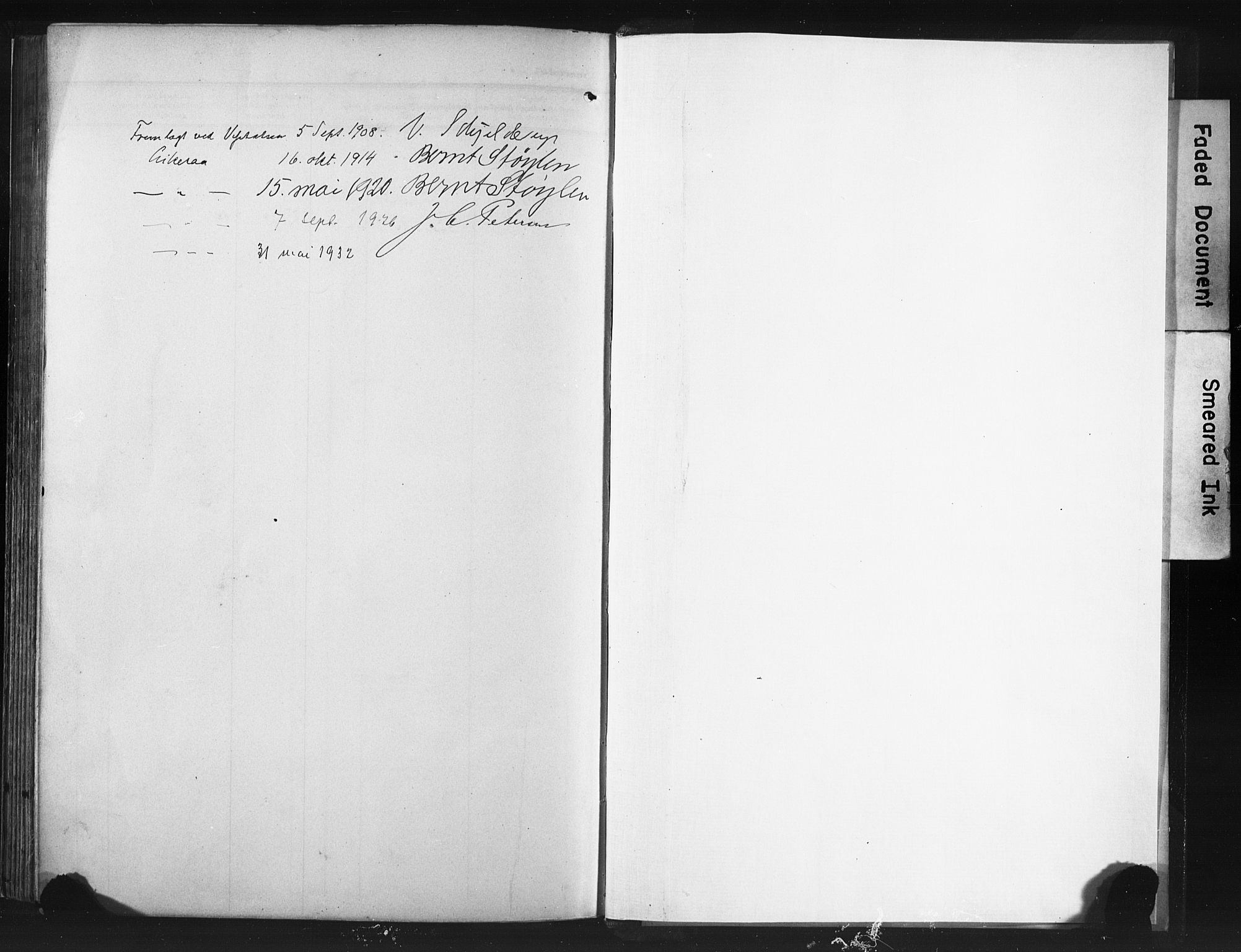 SAST, Hetland sokneprestkontor, 30/30BA/L0013: Ministerialbok nr. A 13, 1904-1918