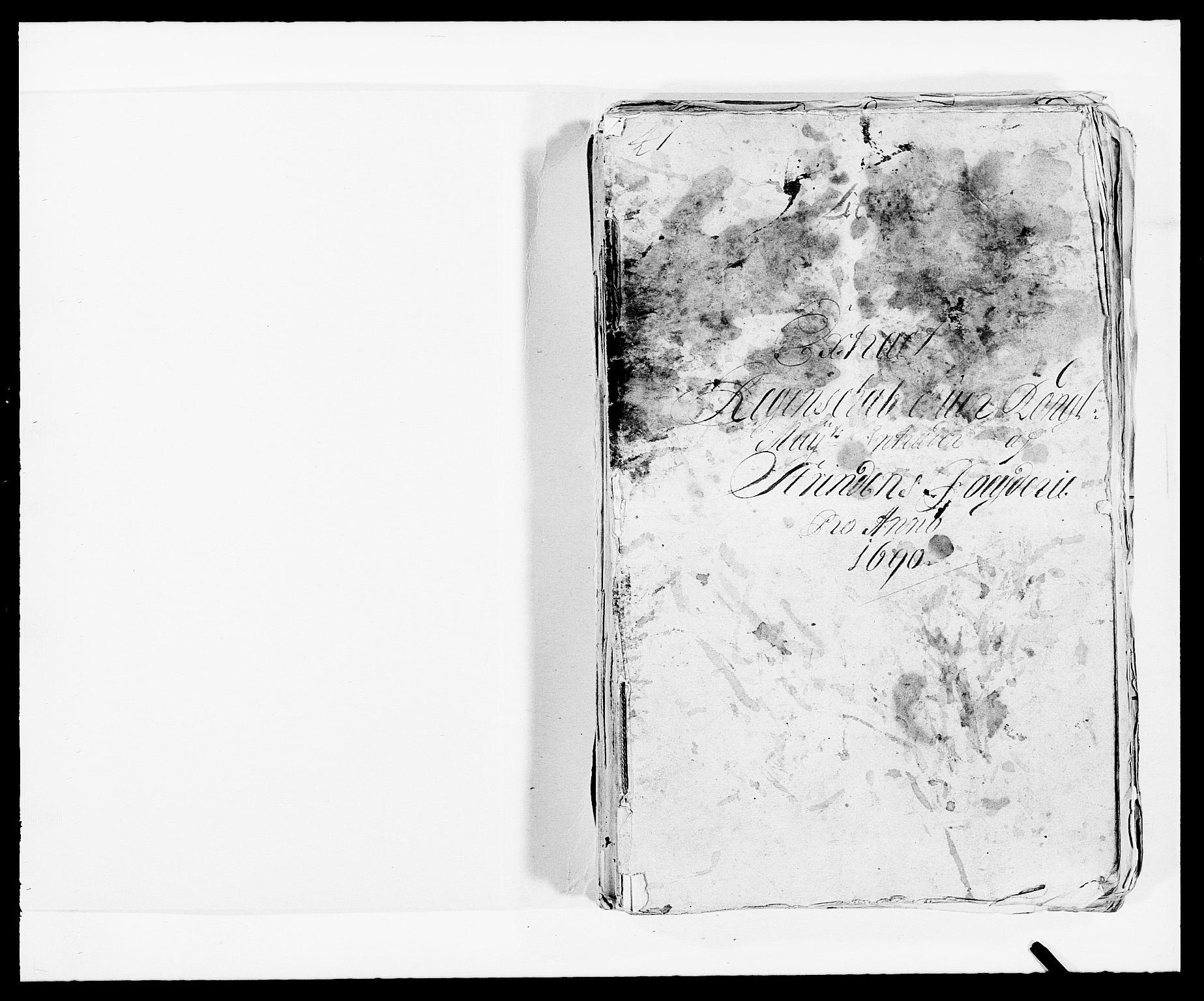 RA, Rentekammeret inntil 1814, Reviderte regnskaper, Fogderegnskap, R61/L4102: Fogderegnskap Strinda og Selbu, 1689-1690, s. 126