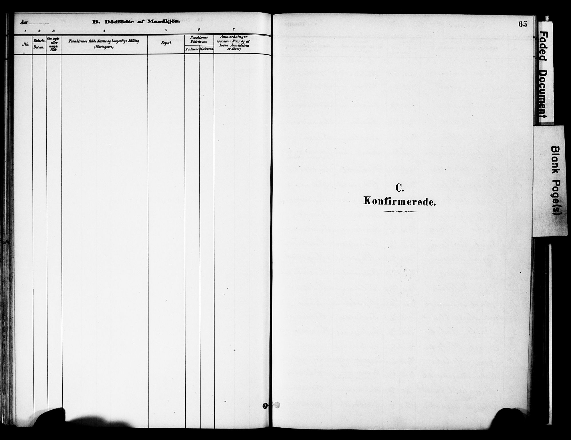 SAH, Vestre Slidre prestekontor, Ministerialbok nr. 6, 1881-1912, s. 65