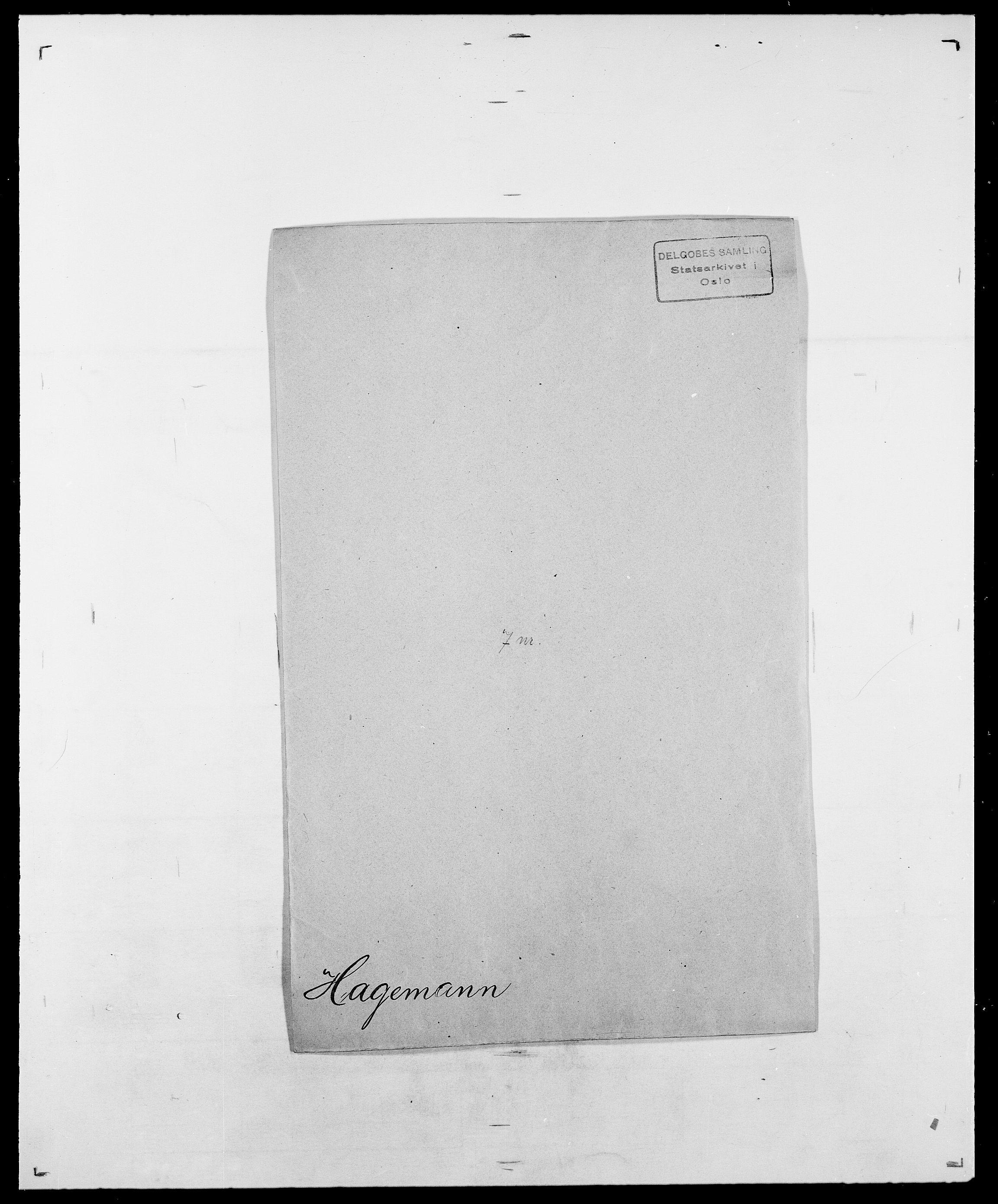 SAO, Delgobe, Charles Antoine - samling, D/Da/L0015: Grodtshilling - Halvorsæth, s. 674