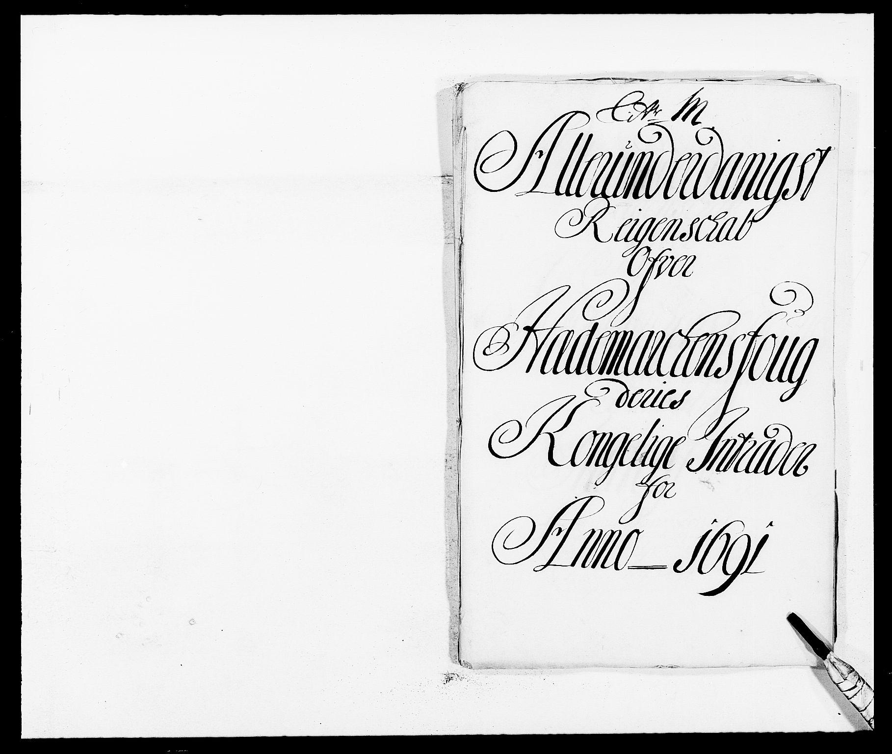 RA, Rentekammeret inntil 1814, Reviderte regnskaper, Fogderegnskap, R16/L1030: Fogderegnskap Hedmark, 1689-1691, s. 299