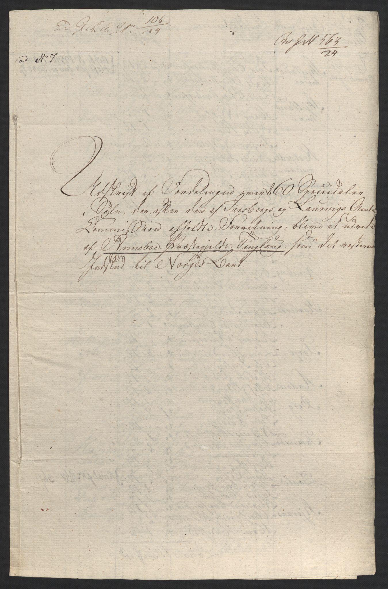 NOBA, Norges Bank/Sølvskatten 1816*, 1816-1824, s. 89