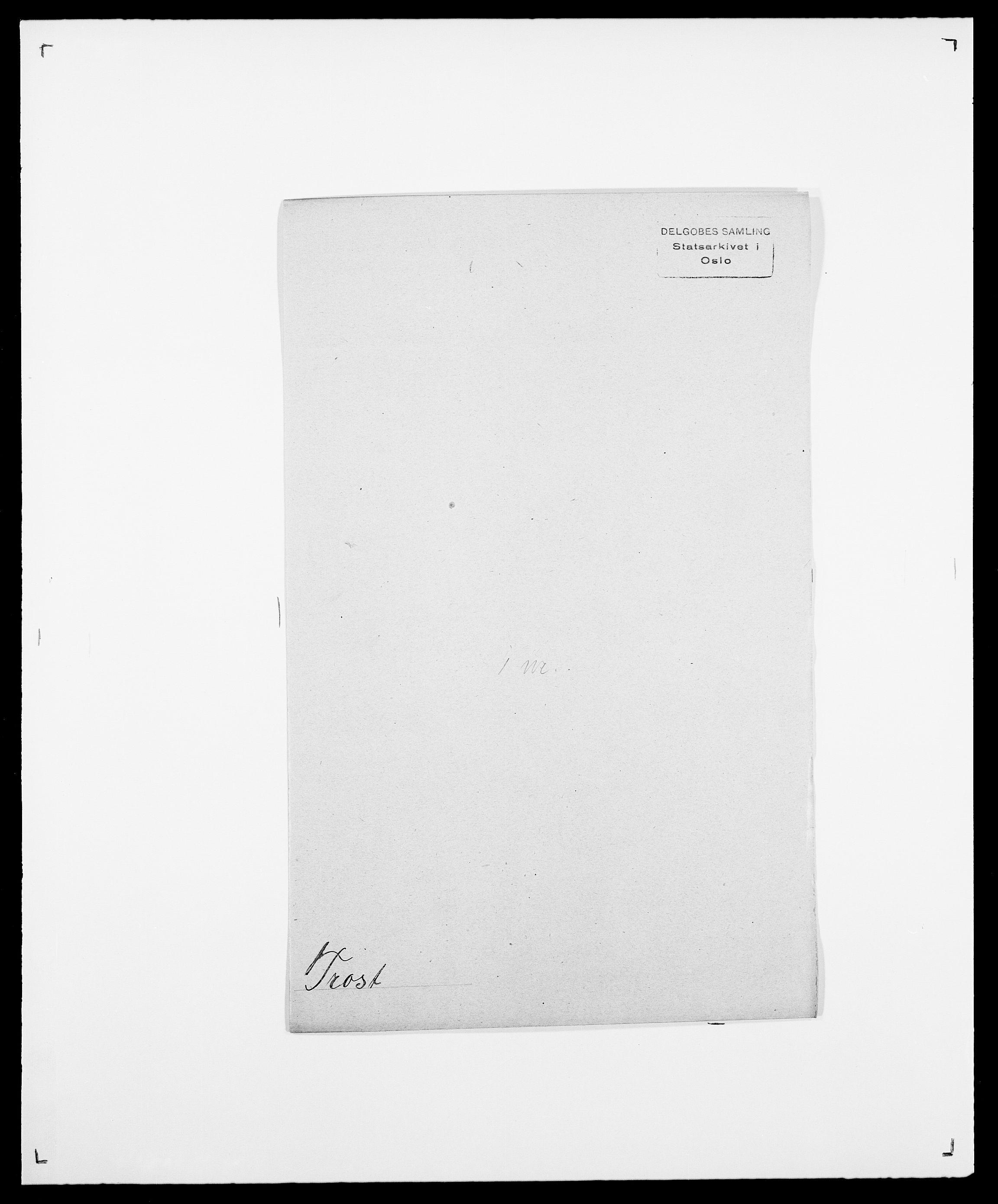 SAO, Delgobe, Charles Antoine - samling, D/Da/L0039: Thorsen - Urup, s. 392