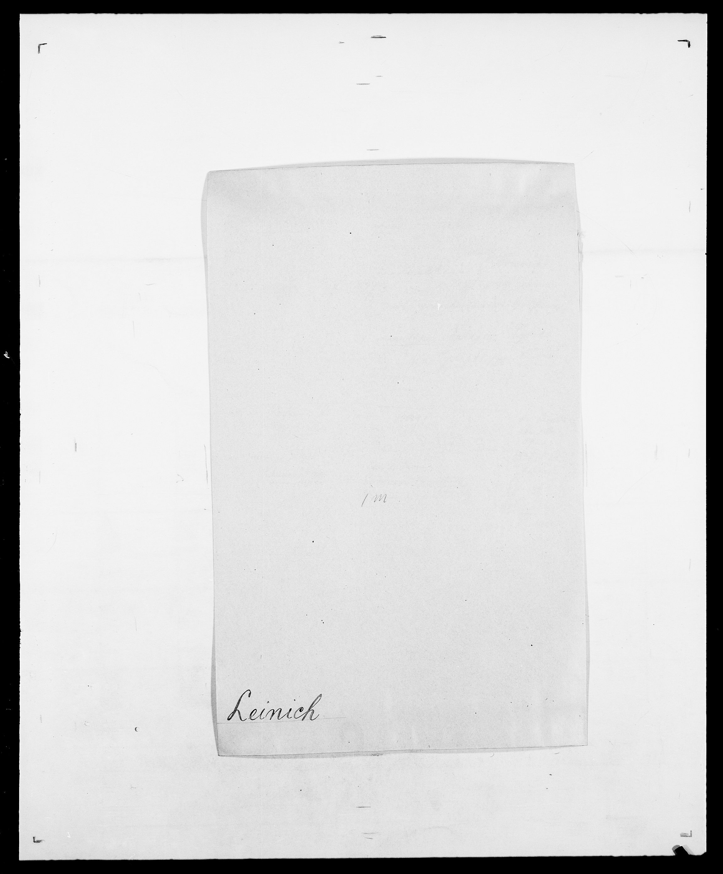 SAO, Delgobe, Charles Antoine - samling, D/Da/L0023: Lau - Lirvyn, s. 147