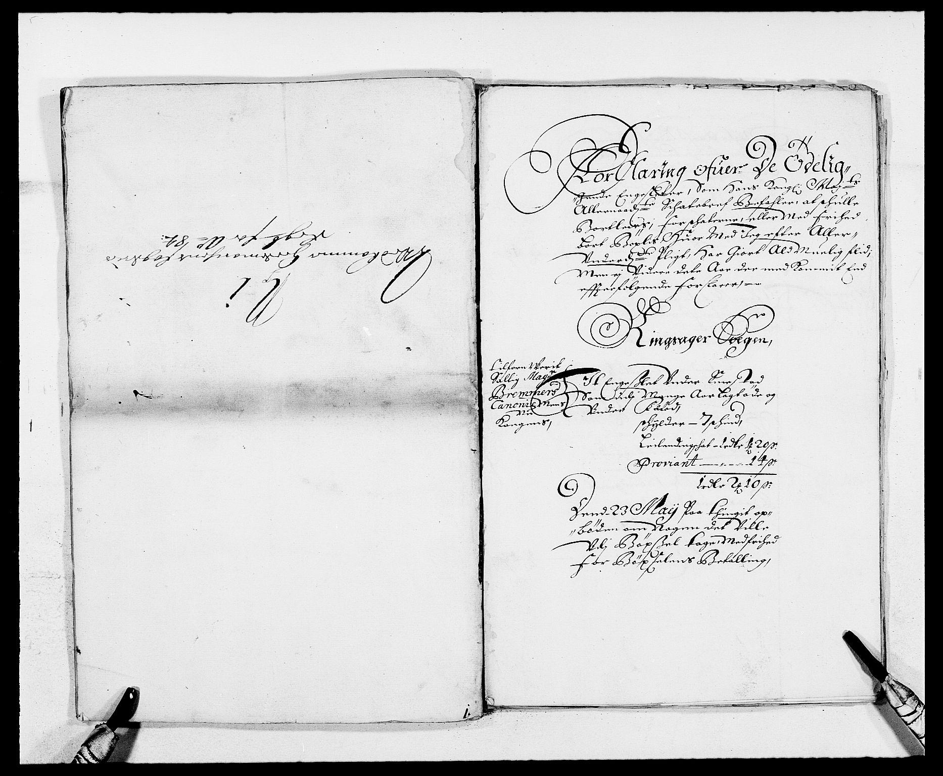 RA, Rentekammeret inntil 1814, Reviderte regnskaper, Fogderegnskap, R16/L1025: Fogderegnskap Hedmark, 1684, s. 370