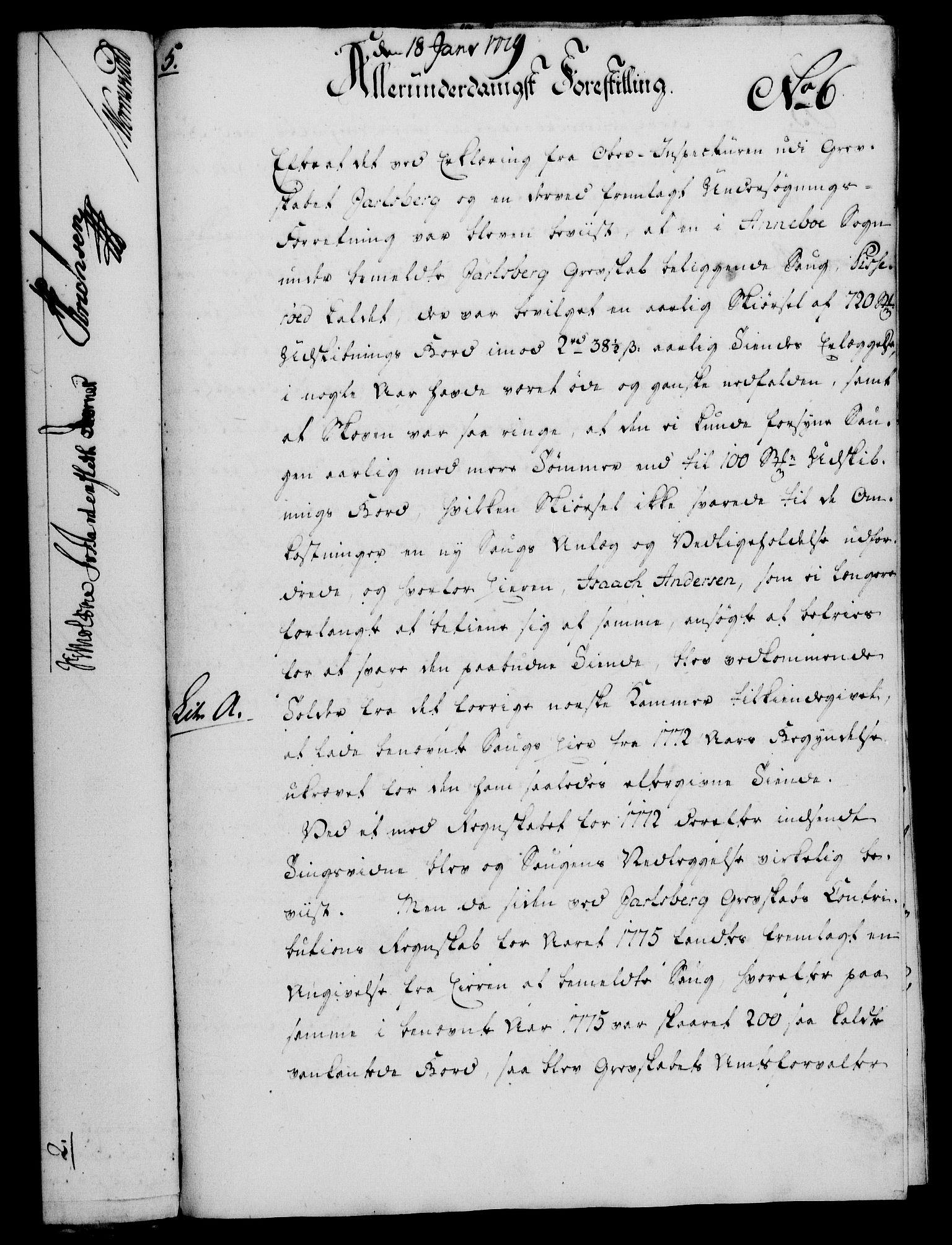 RA, Rentekammeret, Kammerkanselliet, G/Gf/Gfa/L0061: Norsk relasjons- og resolusjonsprotokoll (merket RK 52.61), 1779, s. 57