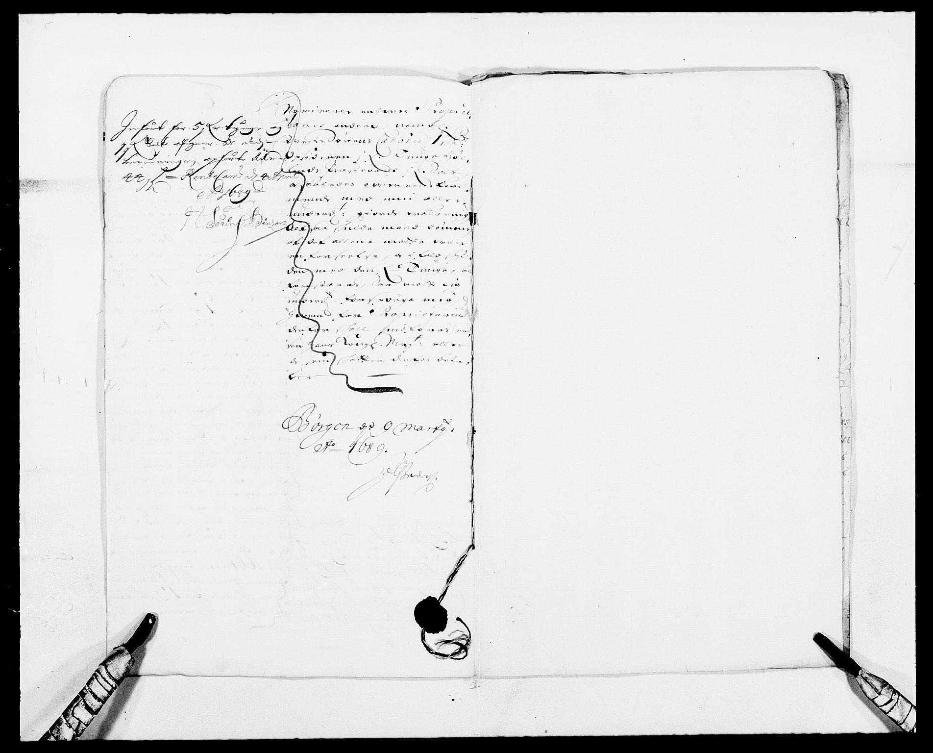 RA, Rentekammeret inntil 1814, Reviderte regnskaper, Fogderegnskap, R11/L0573: Fogderegnskap Nedre Romerike, 1679-1688, s. 148