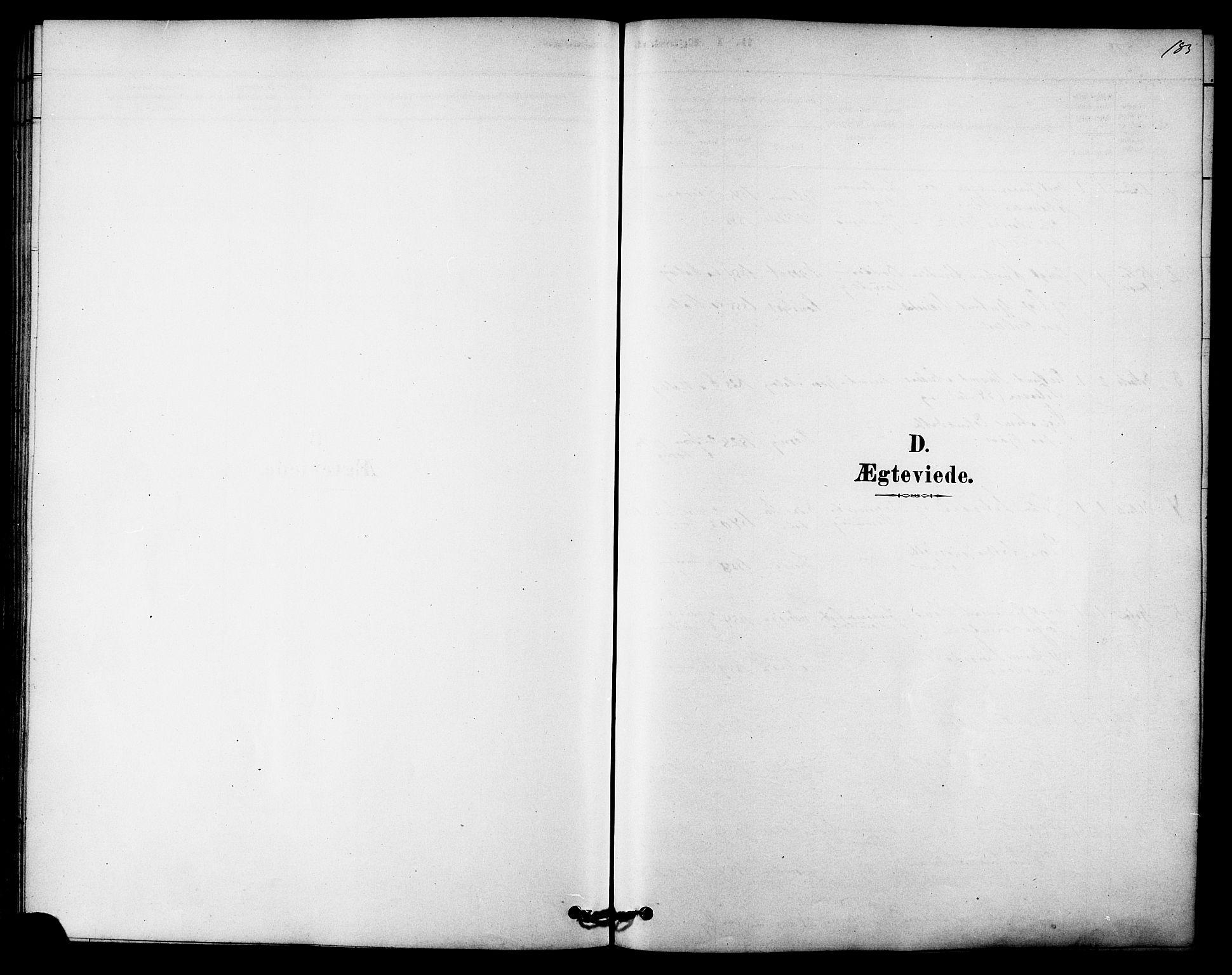 SAT, Ministerialprotokoller, klokkerbøker og fødselsregistre - Sør-Trøndelag, 616/L0410: Ministerialbok nr. 616A07, 1878-1893, s. 183