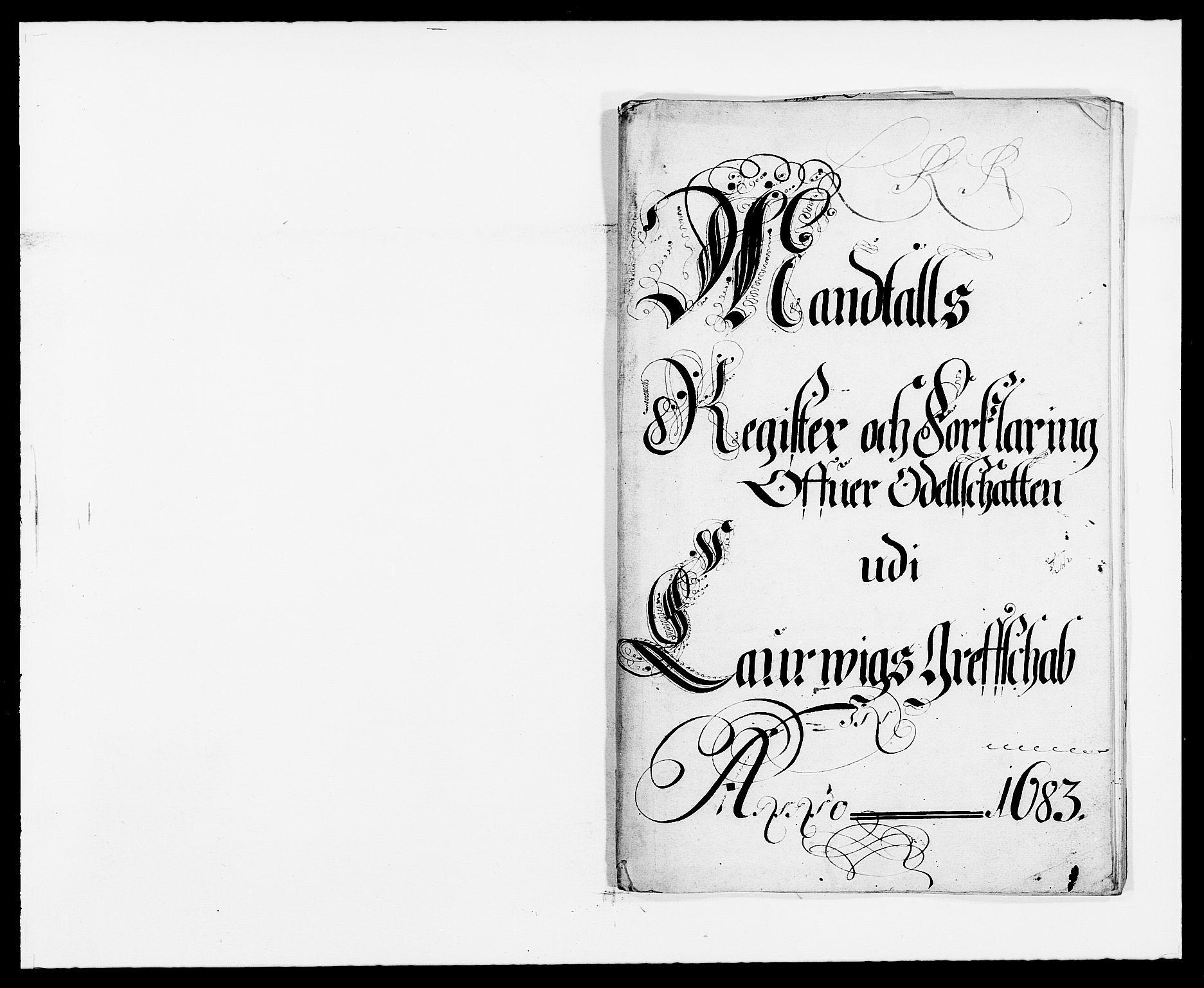 RA, Rentekammeret inntil 1814, Reviderte regnskaper, Fogderegnskap, R33/L1969: Fogderegnskap Larvik grevskap, 1675-1687, s. 241