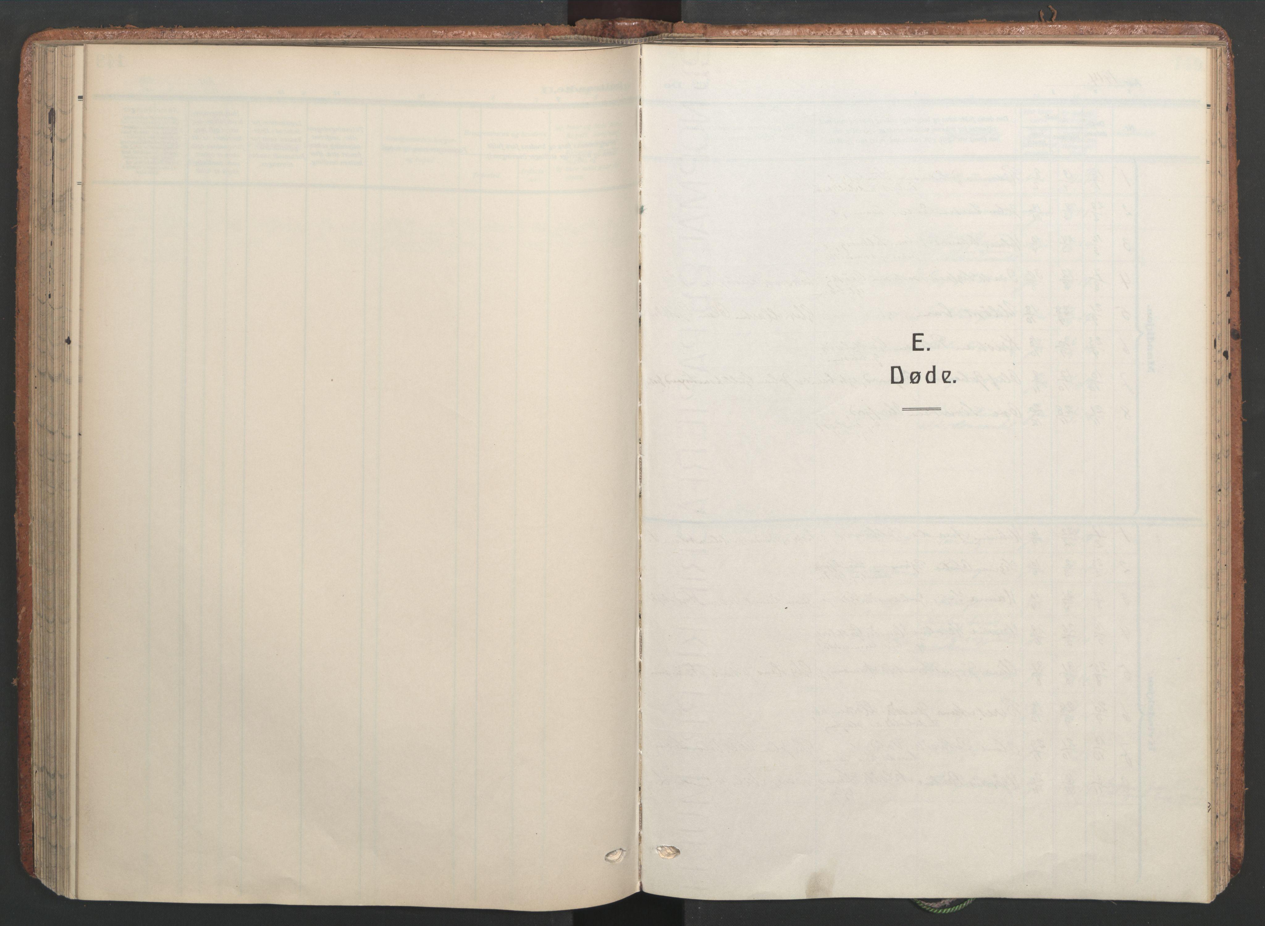 SAT, Ministerialprotokoller, klokkerbøker og fødselsregistre - Sør-Trøndelag, 656/L0694: Ministerialbok nr. 656A03, 1914-1931, s. 149