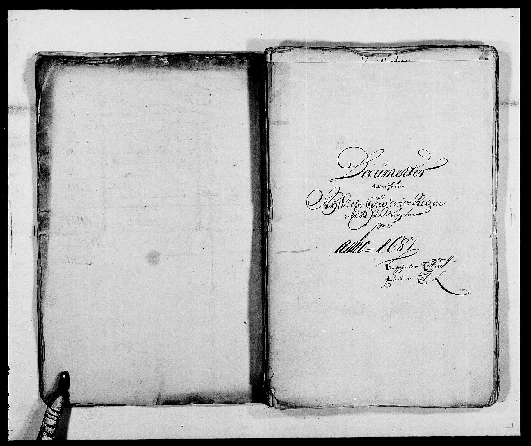 RA, Rentekammeret inntil 1814, Reviderte regnskaper, Fogderegnskap, R47/L2855: Fogderegnskap Ryfylke, 1685-1688, s. 234