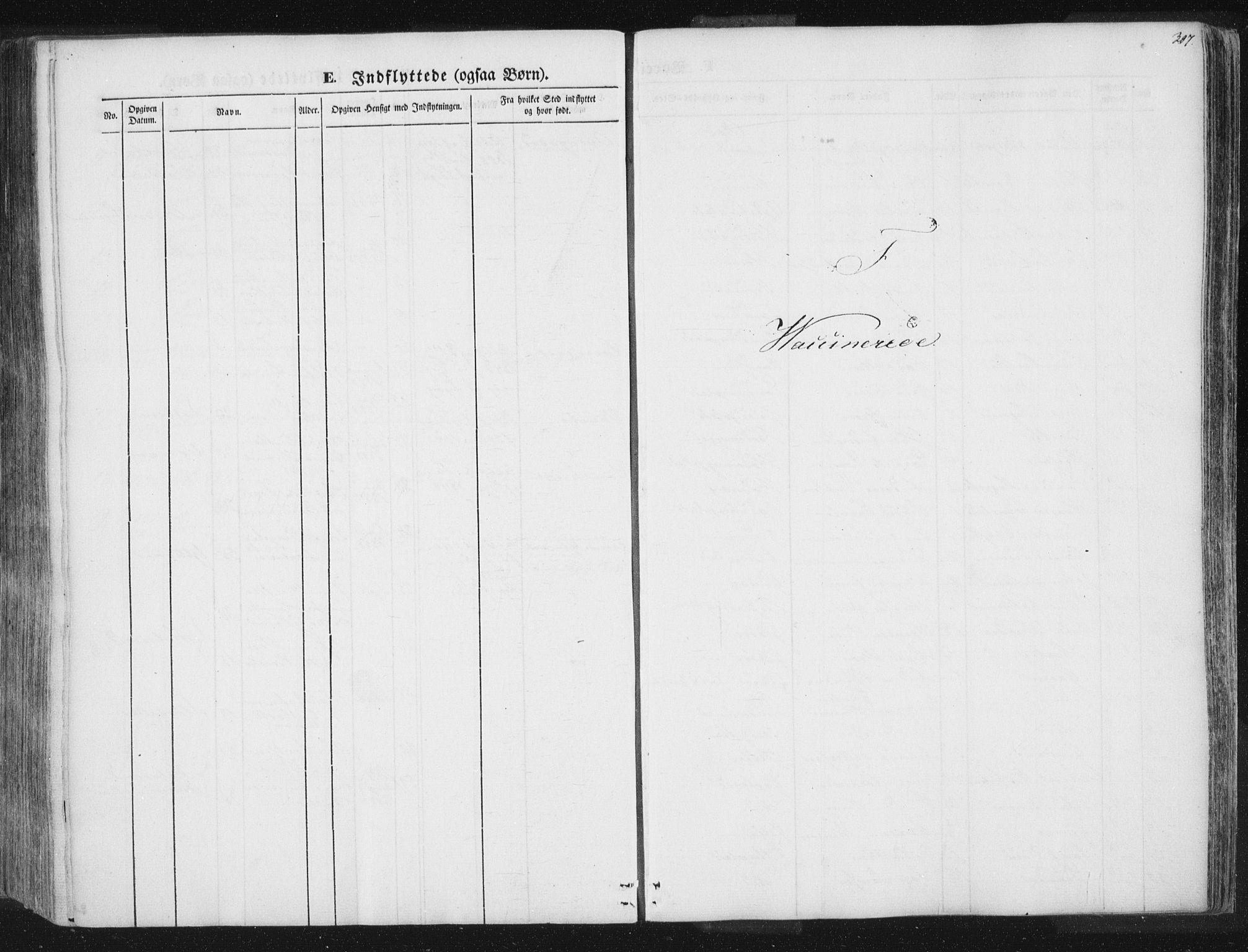 SAT, Ministerialprotokoller, klokkerbøker og fødselsregistre - Nord-Trøndelag, 741/L0392: Ministerialbok nr. 741A06, 1836-1848, s. 307