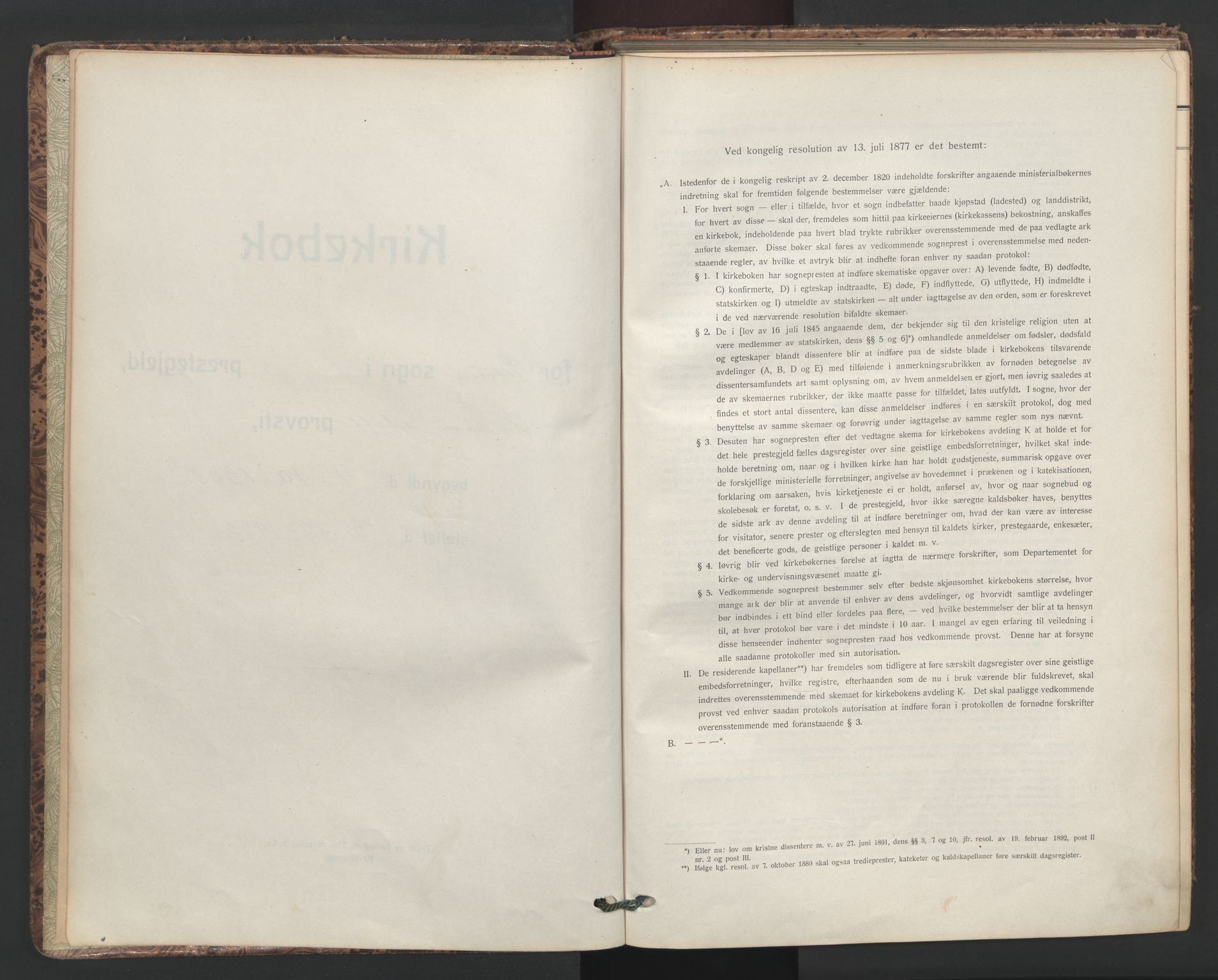 SAO, Petrus prestekontor Kirkebøker, F/Fa/L0011: Ministerialbok nr. 11, 1908-1922