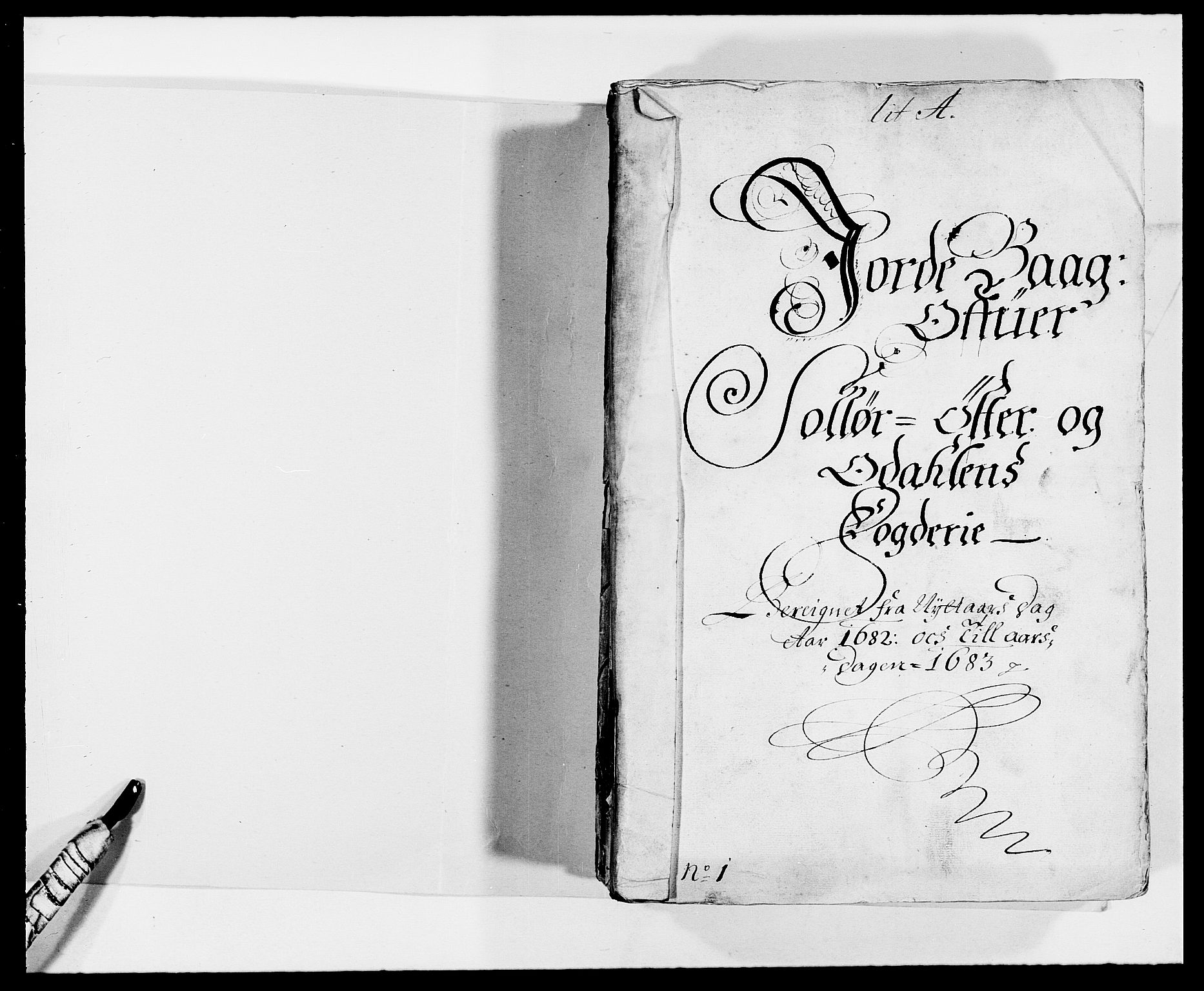 RA, Rentekammeret inntil 1814, Reviderte regnskaper, Fogderegnskap, R13/L0819: Fogderegnskap Solør, Odal og Østerdal, 1682, s. 20